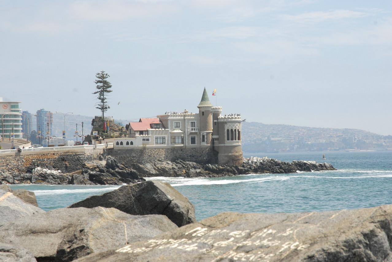 und das passende Strandhaus dazu