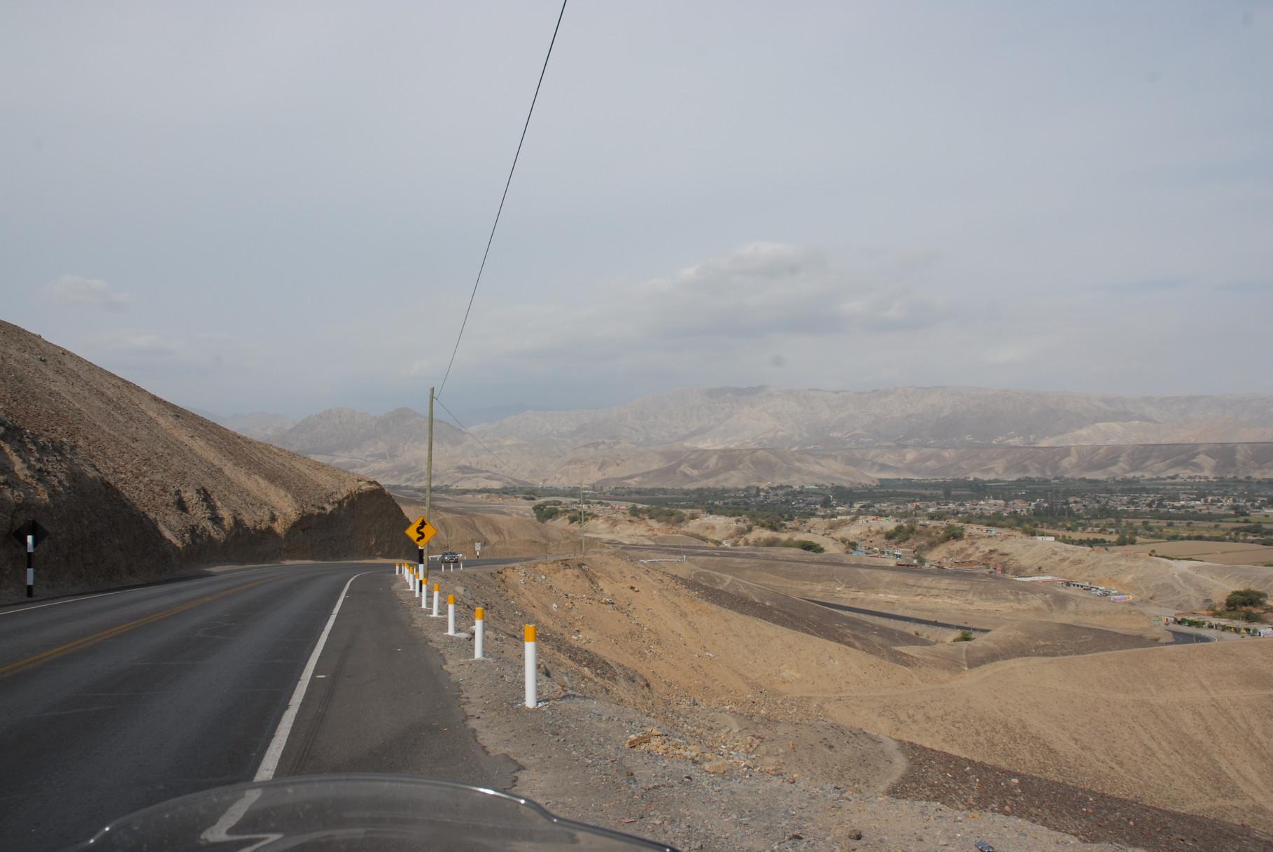 ... durch die Wüste