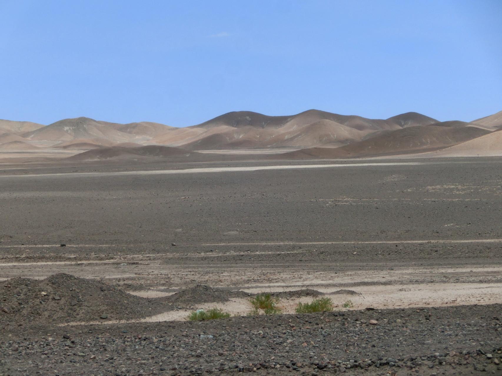 Zwischen Calama und San Pedro de Atacama