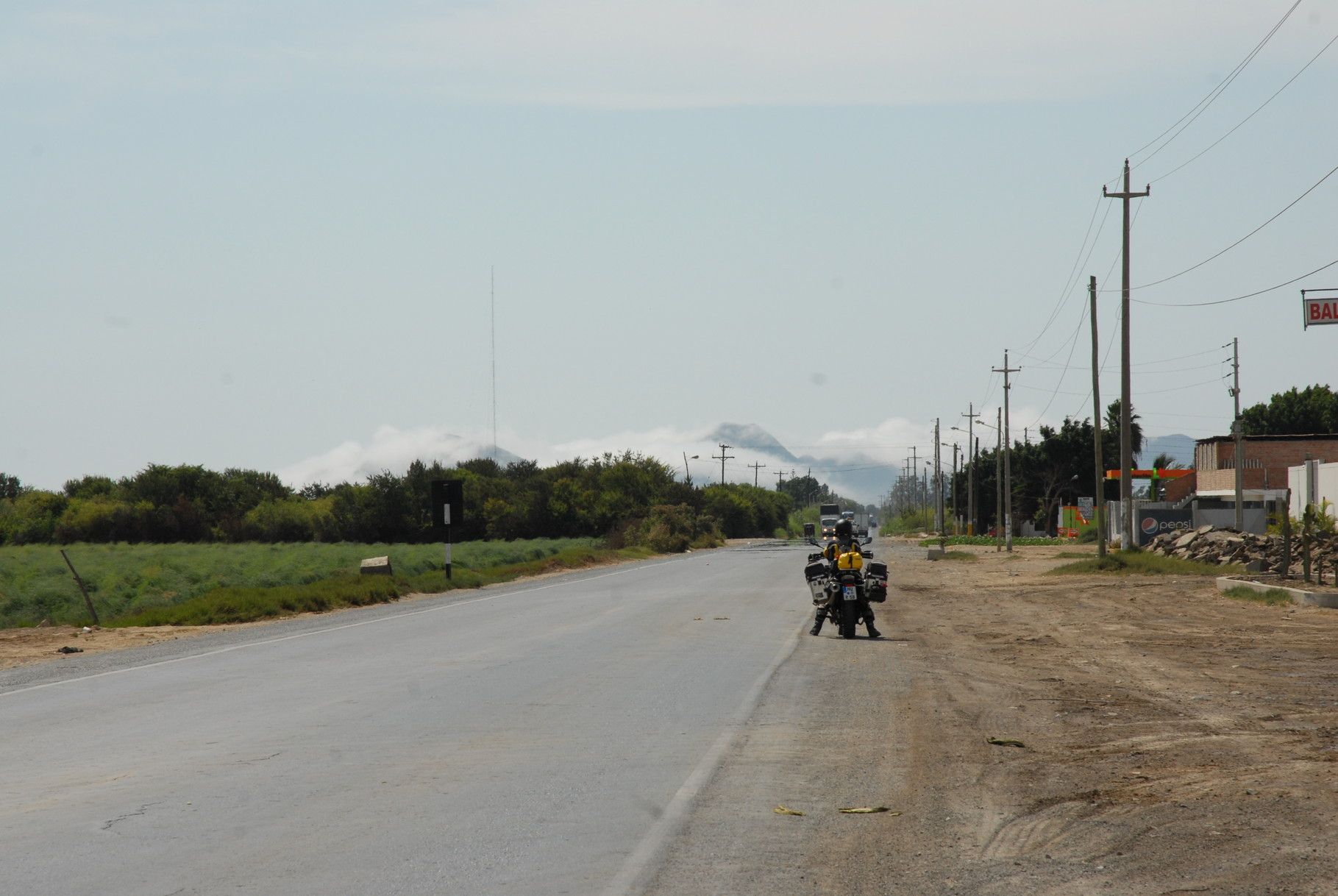 Auf dem Weg nach Chimbote ...