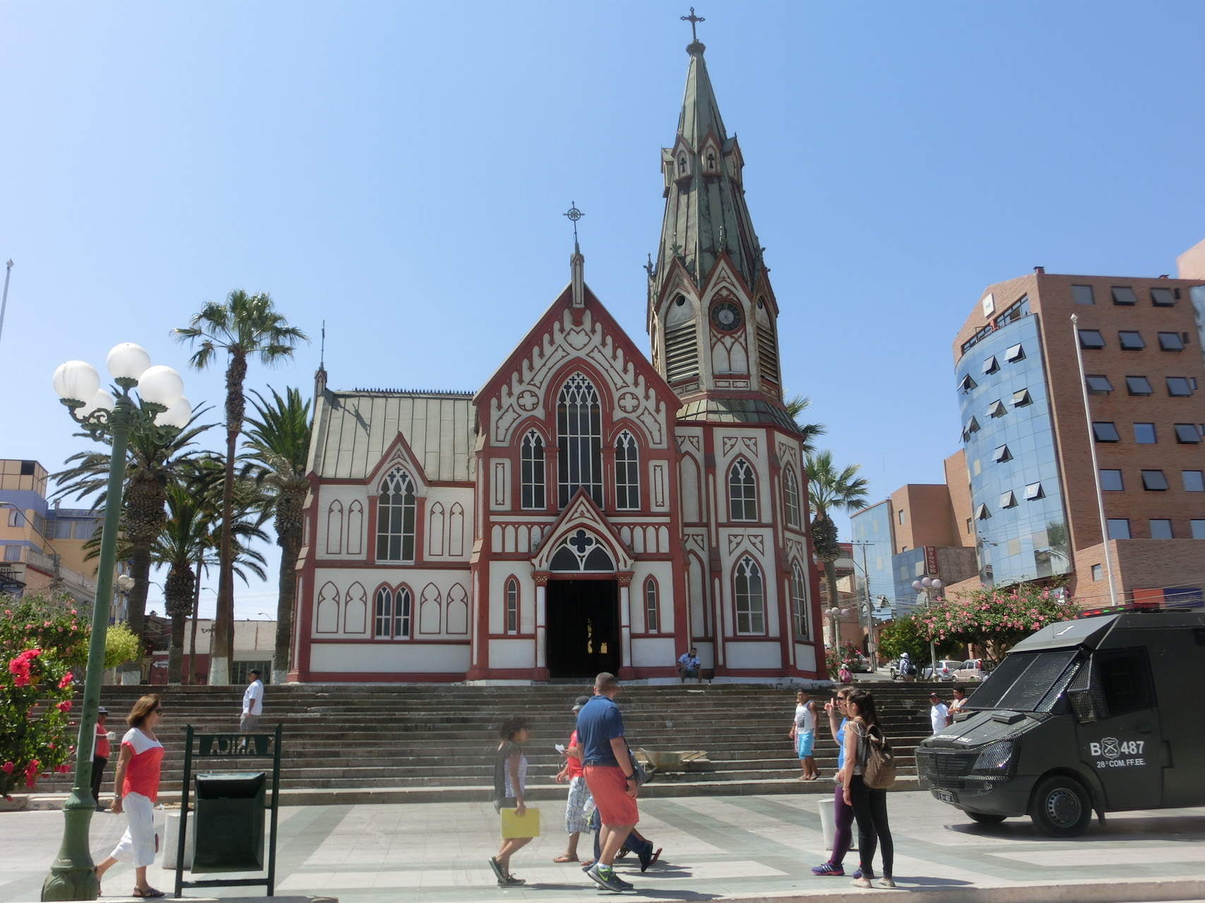 Die Iglesia San Marcos