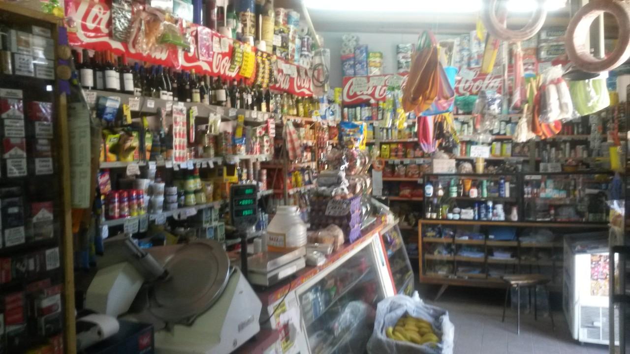 Der örtliche Supermarkt ... da gibt es alles ... wirklich ALLES !