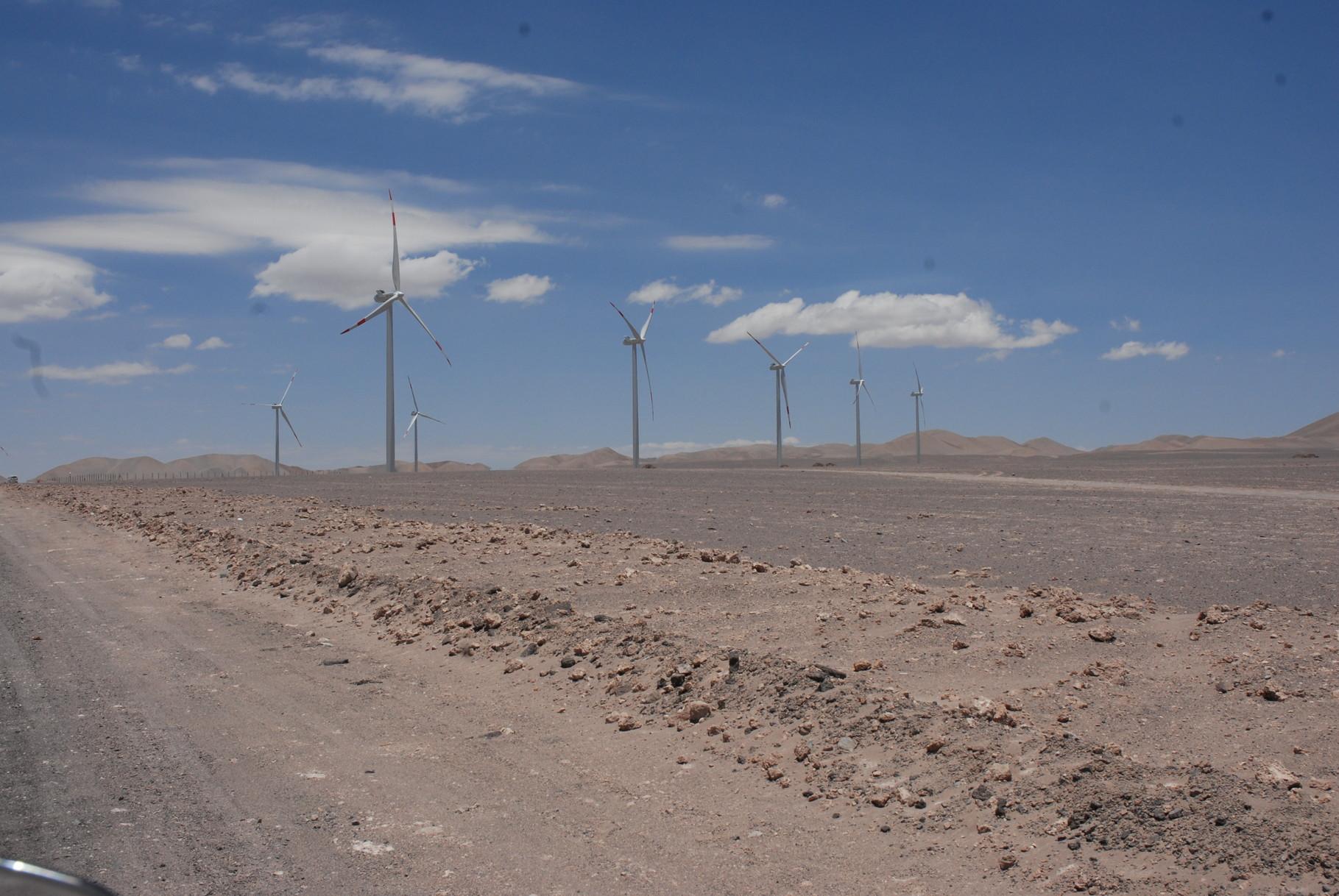 ... und nochmals Wüste