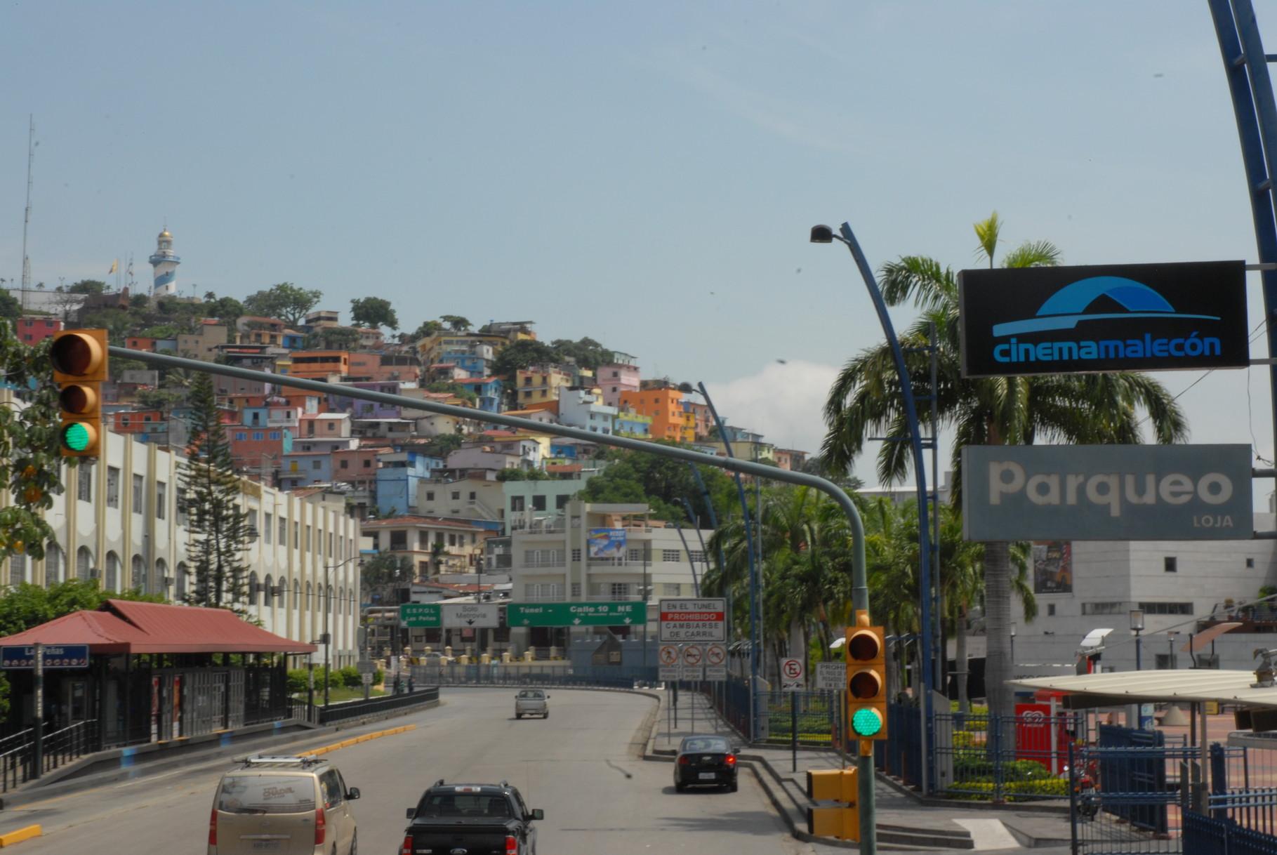 Las Peñas, das Künstler- und Restaurantviertel in der Altstadt