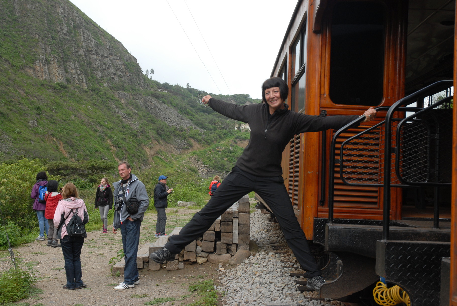 "Eisenbahn-""Surferin"""