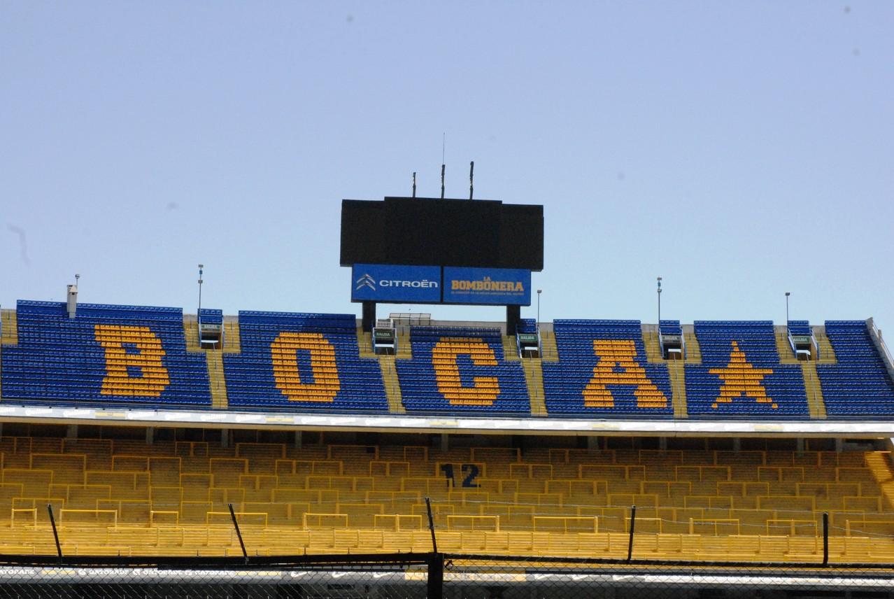 Das Stadion selbst