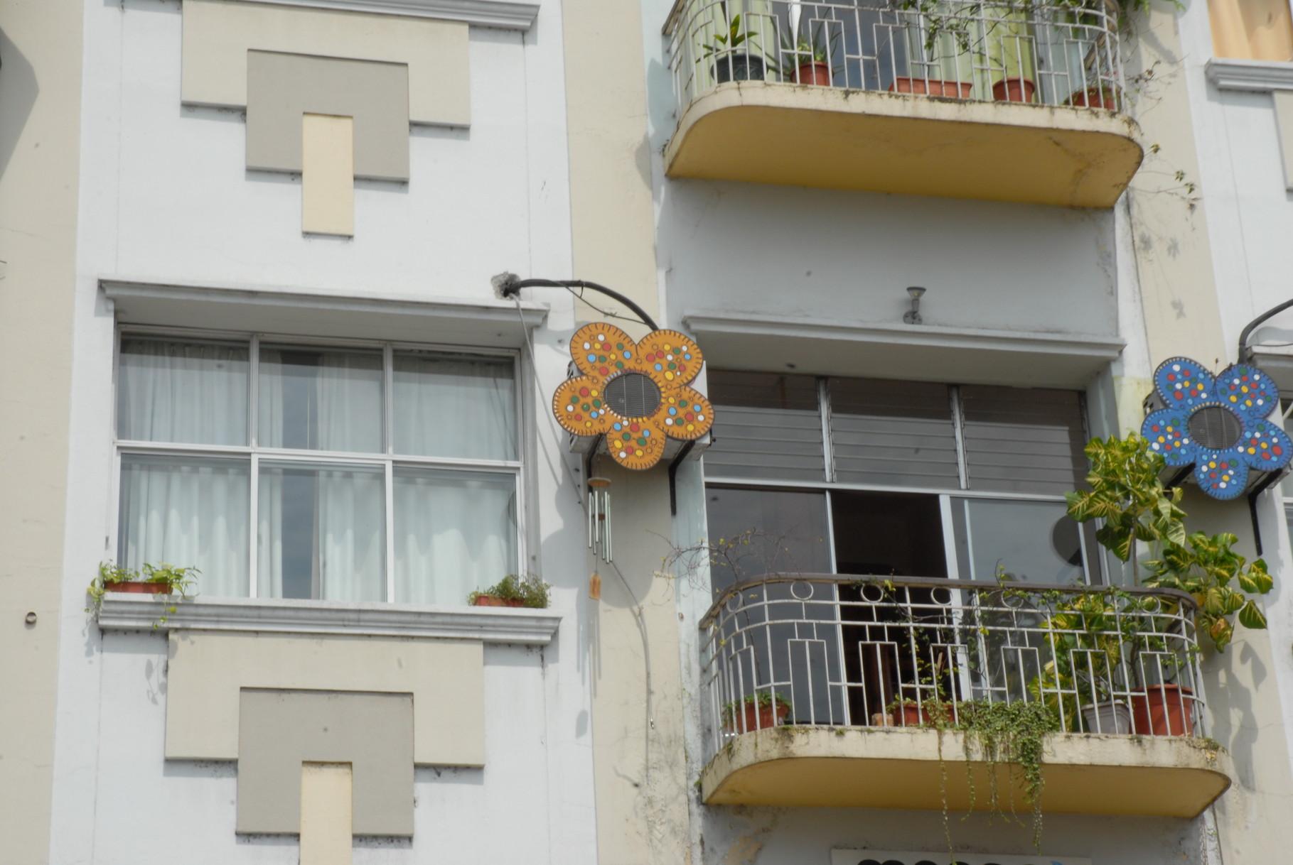 So kann man die AC auch verschönern
