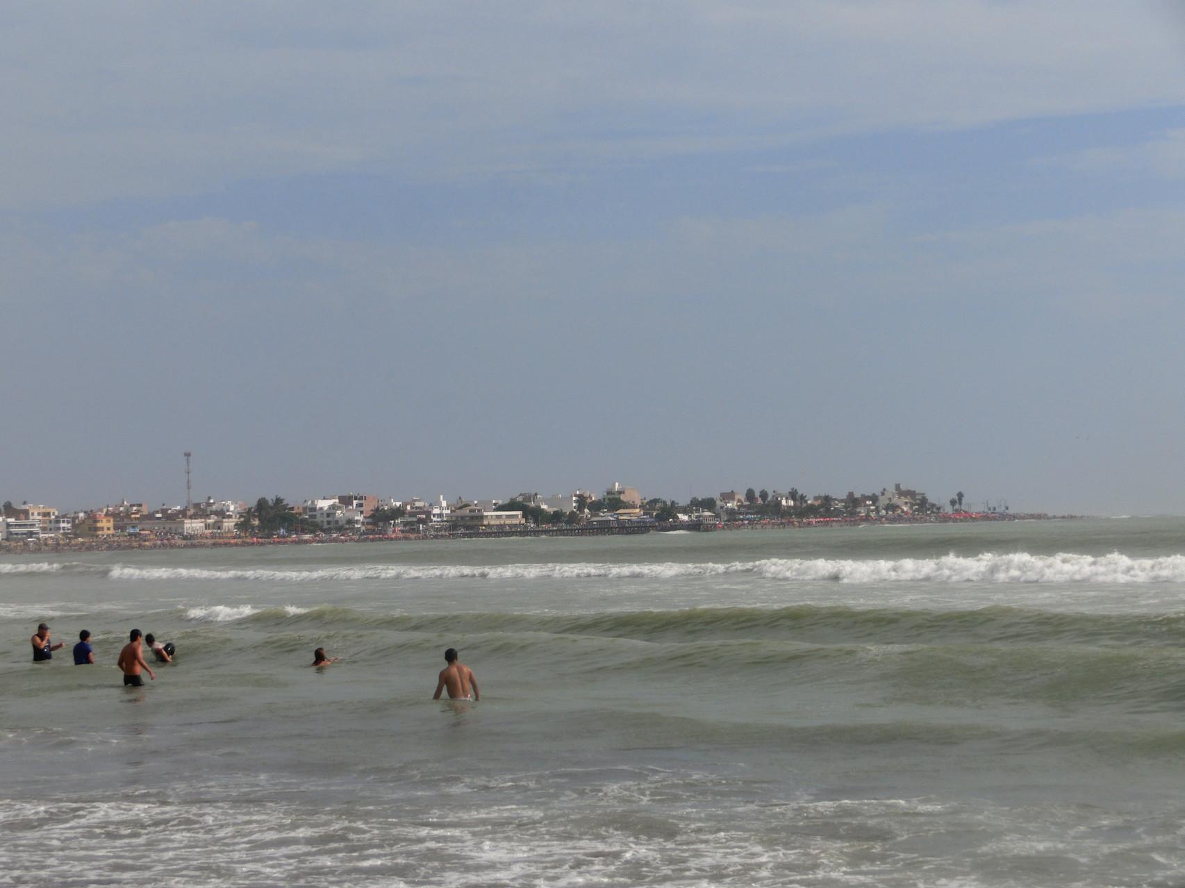 Hier gibt es satte Wellen