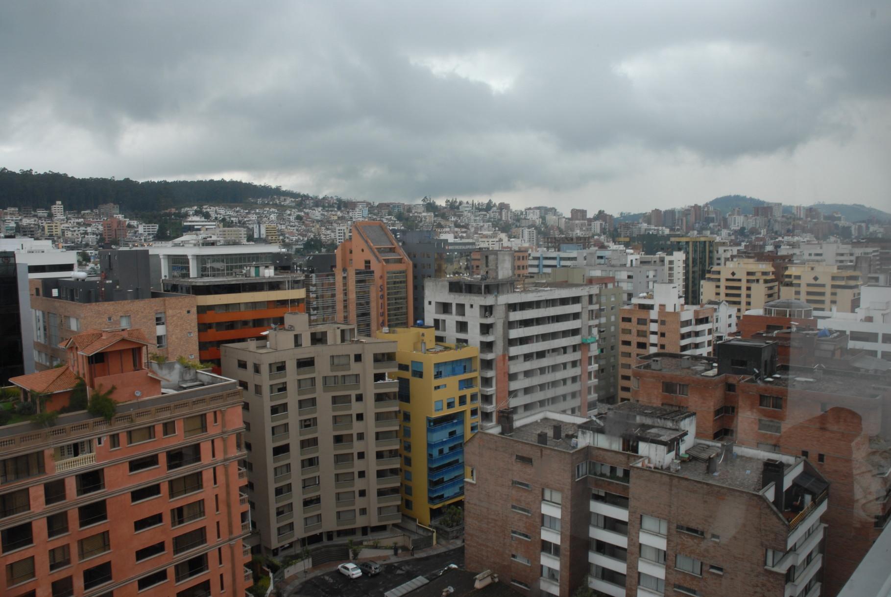 Der Osten von Quito