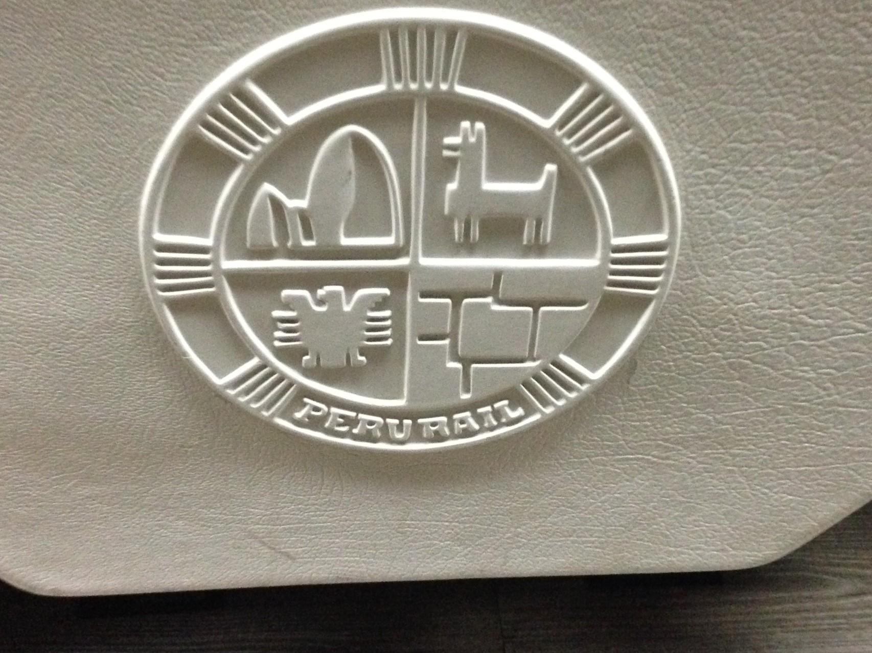 Symbol der Peru-Rail