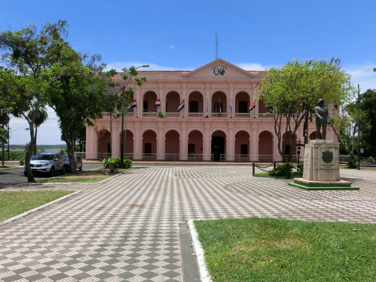 Irgenein Regierungsgebäude