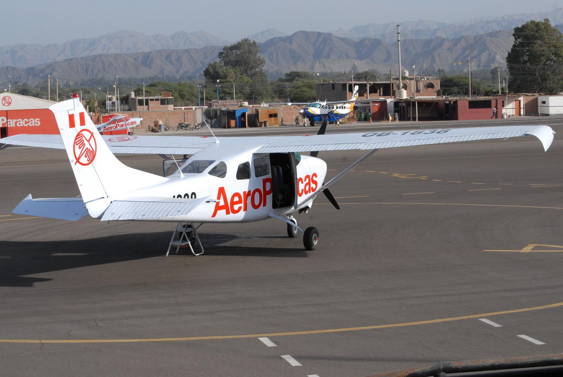 Die Cessna 205