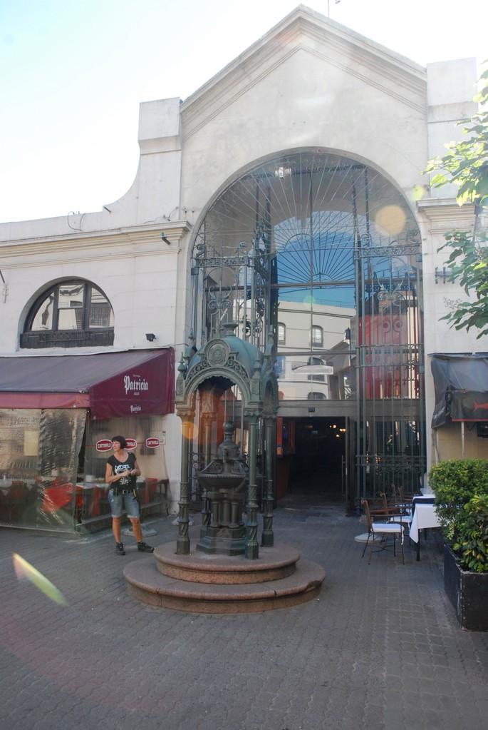 Der Mercado del Puerto