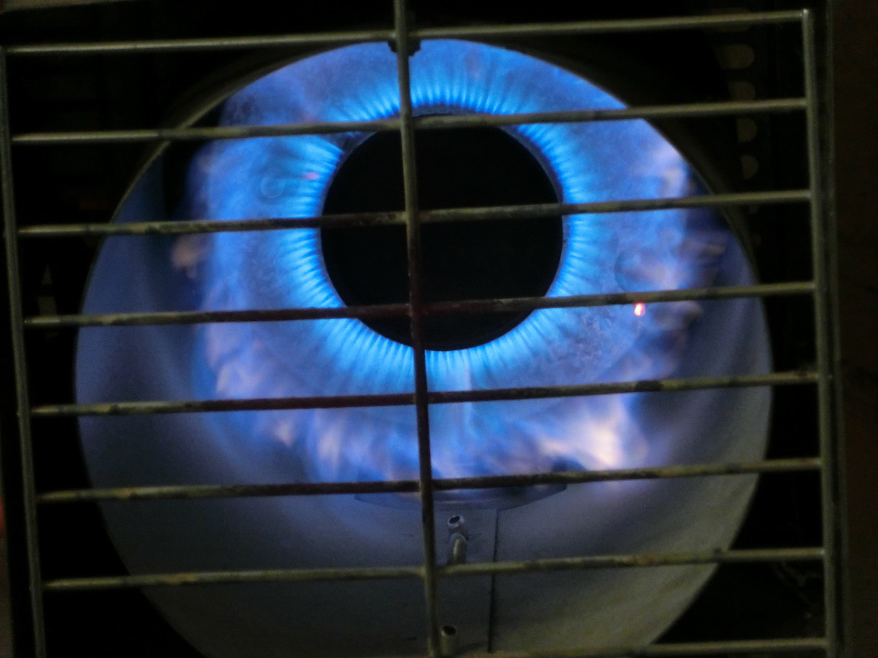 """The Eye of the Fire"""
