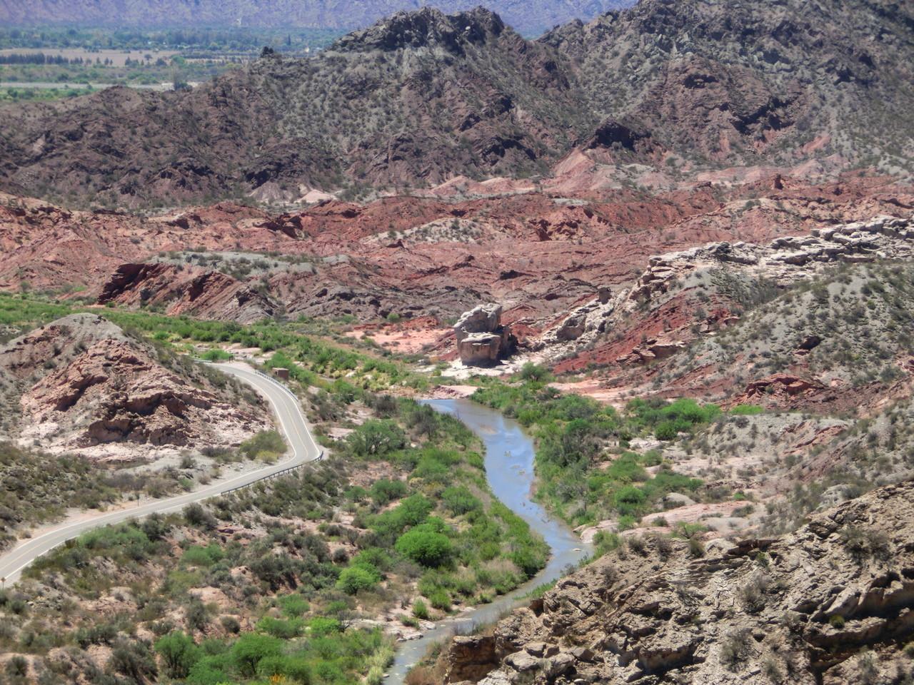 Quebrada de Jachal