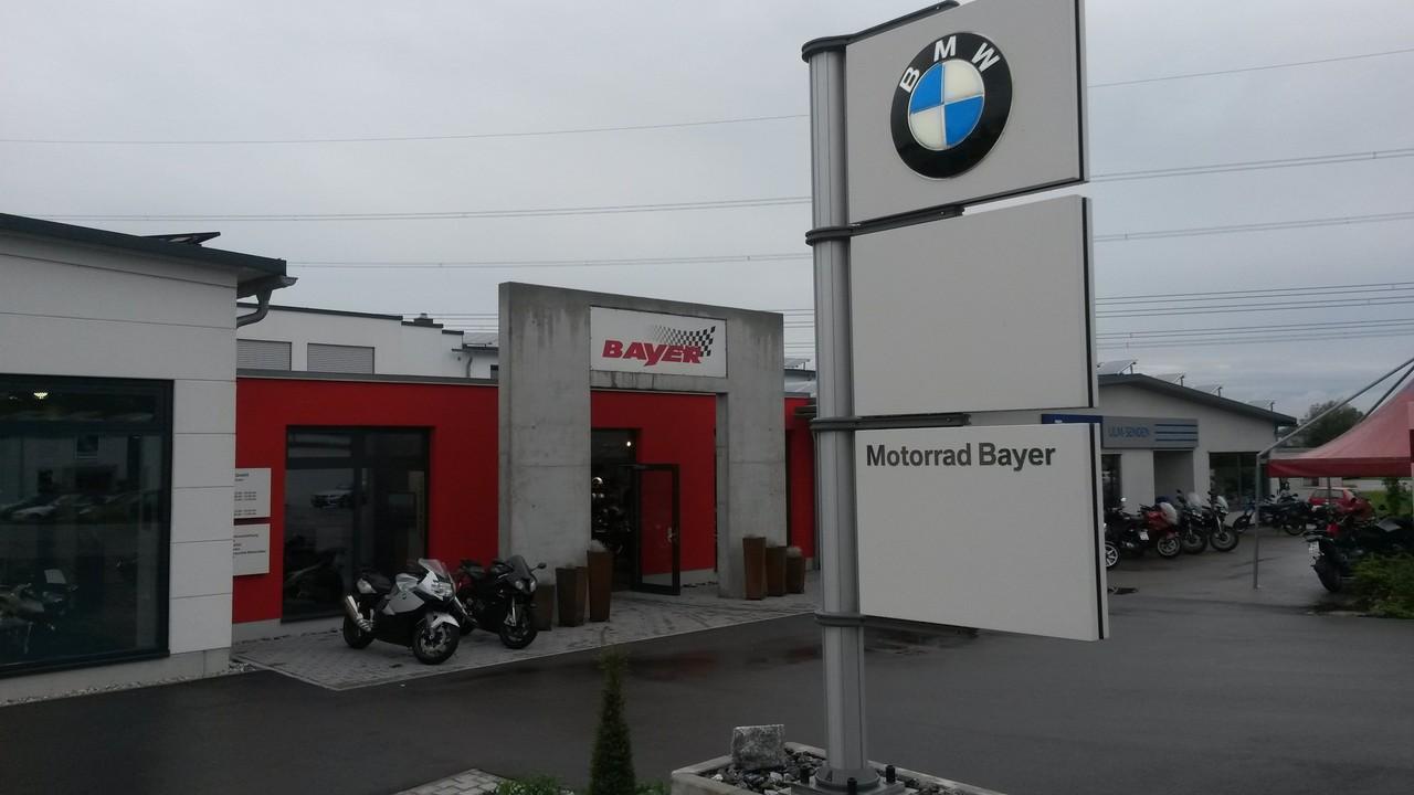 Abschlußinspektion bei Motorrad Bayer in Senden