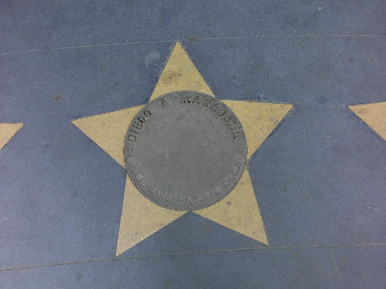 """Ein Stern auch für den kleinen """"Dicken"""""""