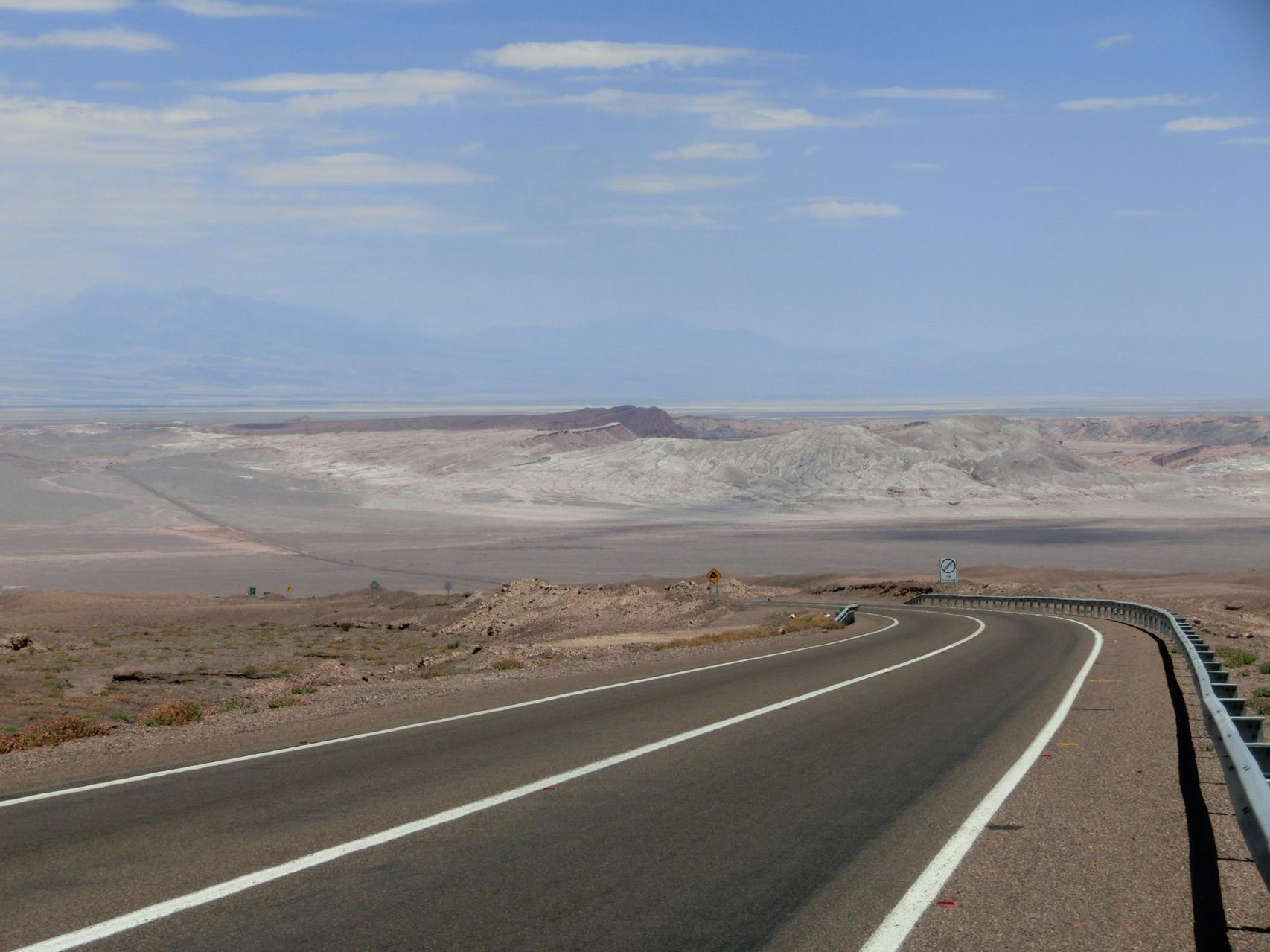 ...Wüste ...