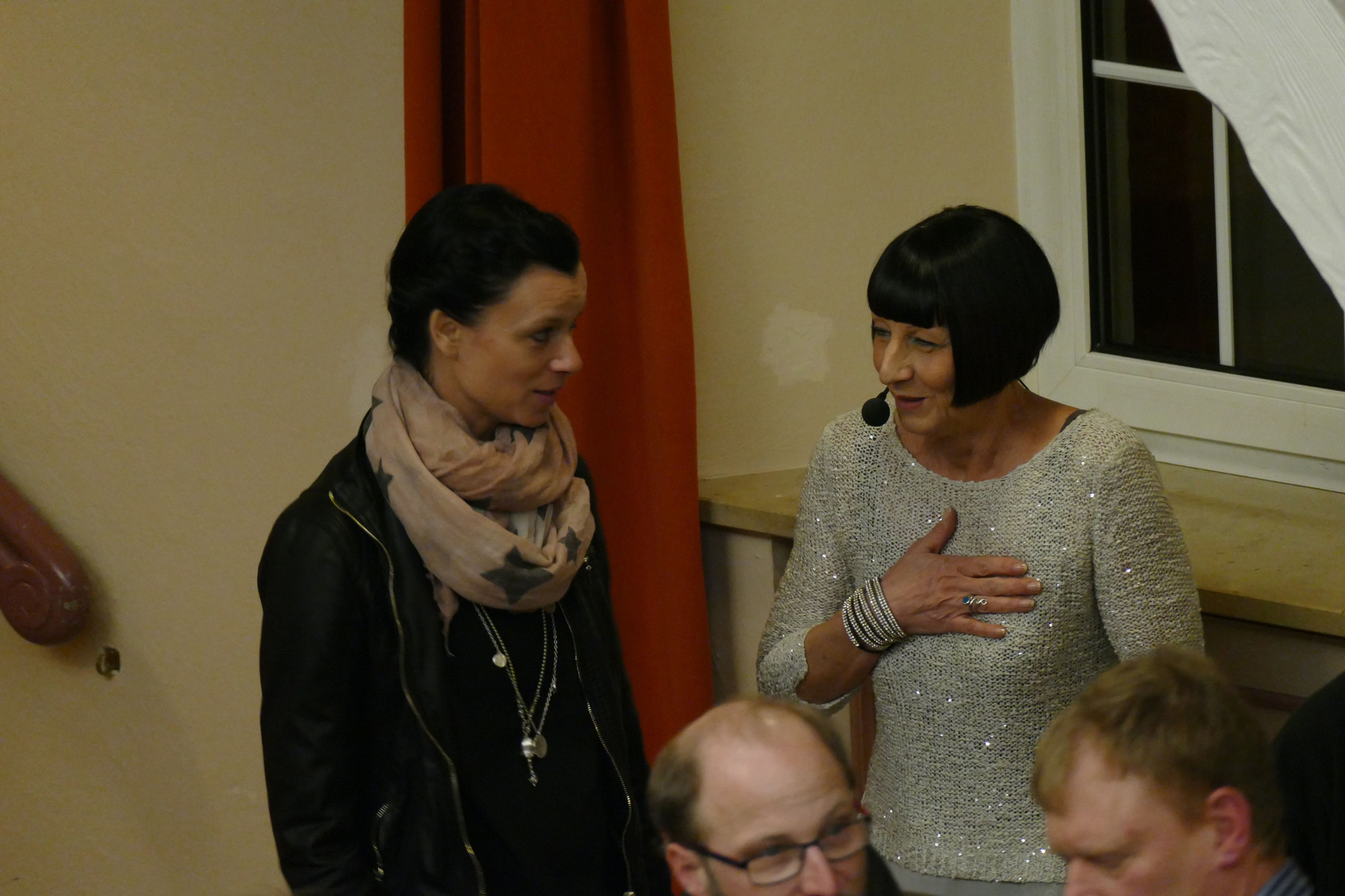 Antje und Rosi
