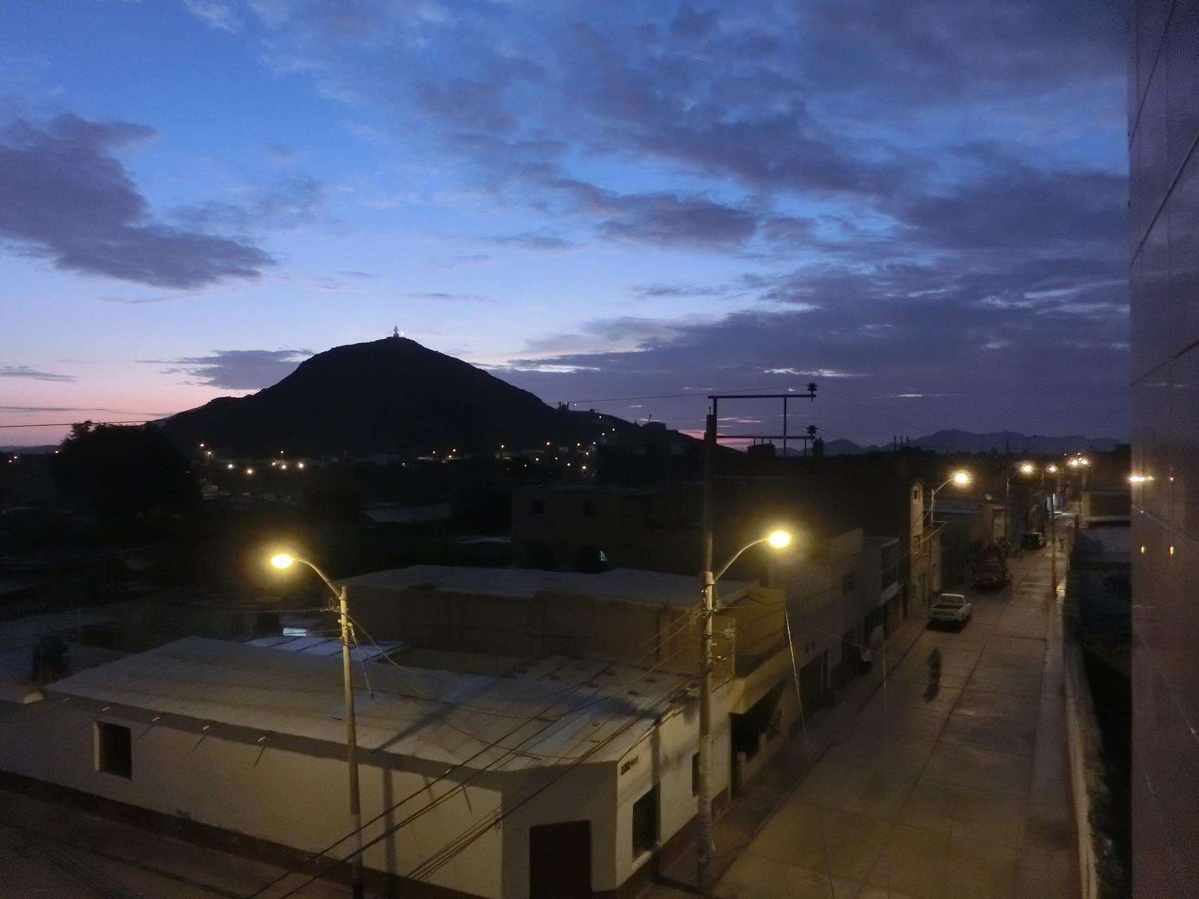 Abendstimmung in Guadalupe