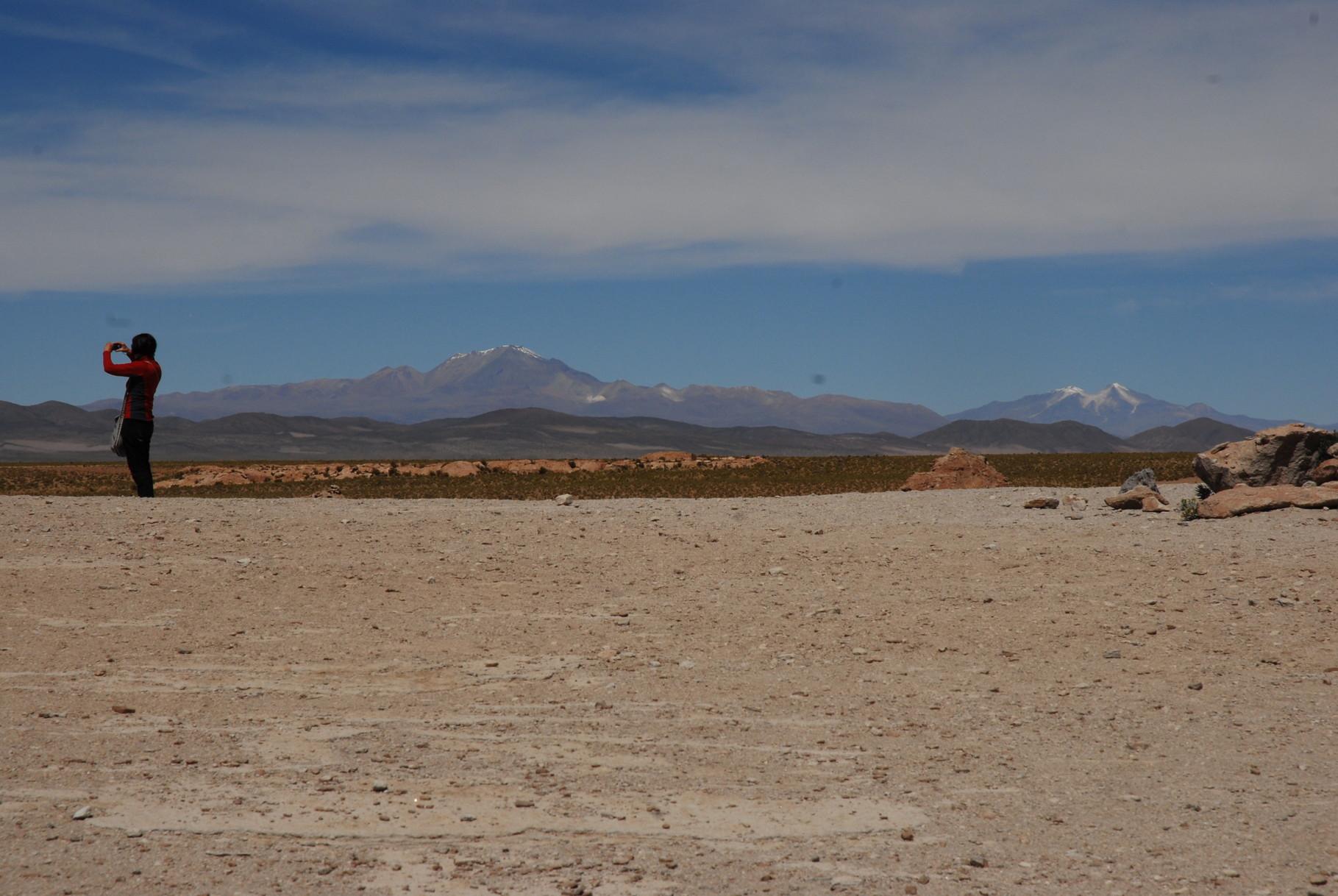 Rosi und die Vulkane