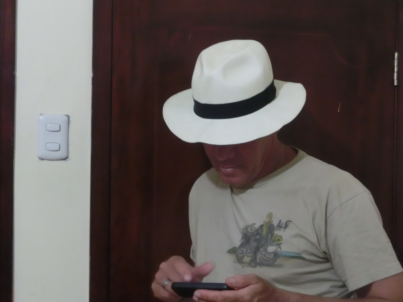 Aber so ein Hut ...