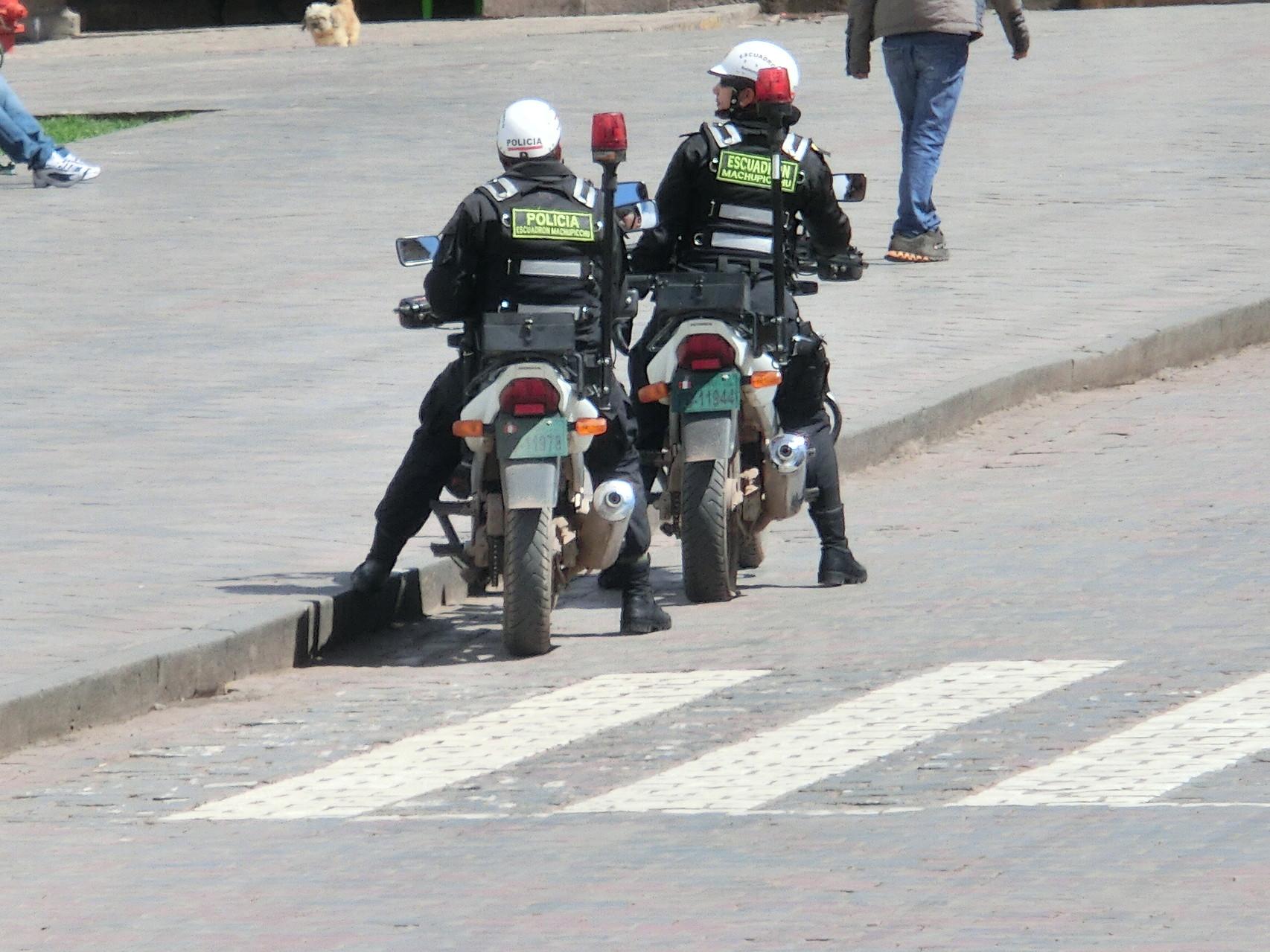 Police on Tour