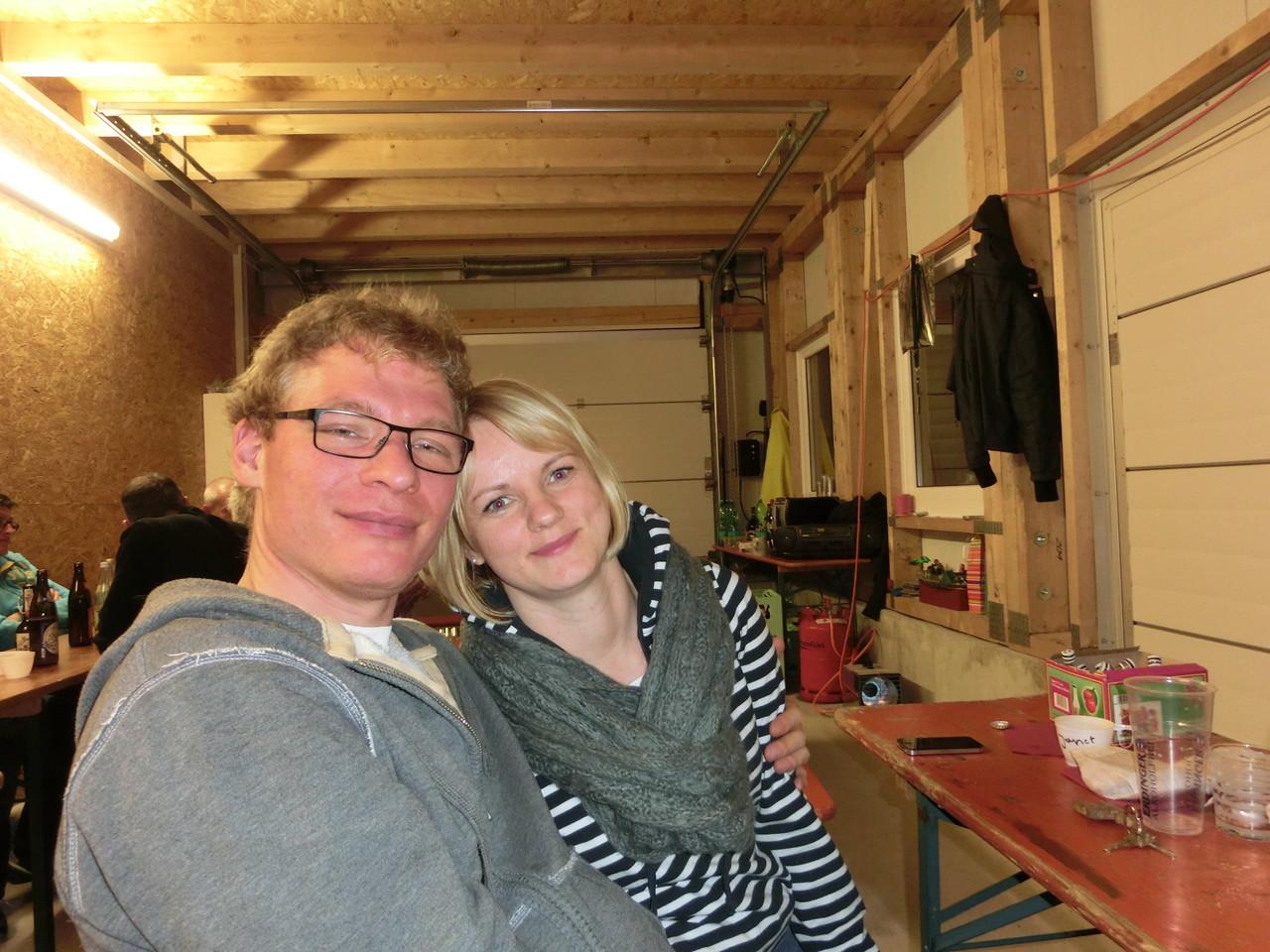 Simon und Jeanette, Marcs Freunde aus München