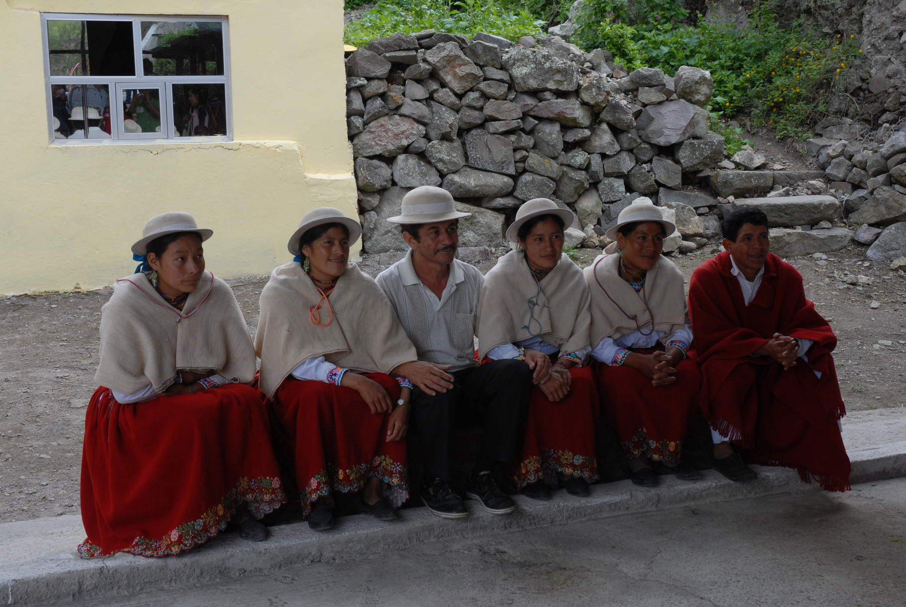 Die Folkloregruppe