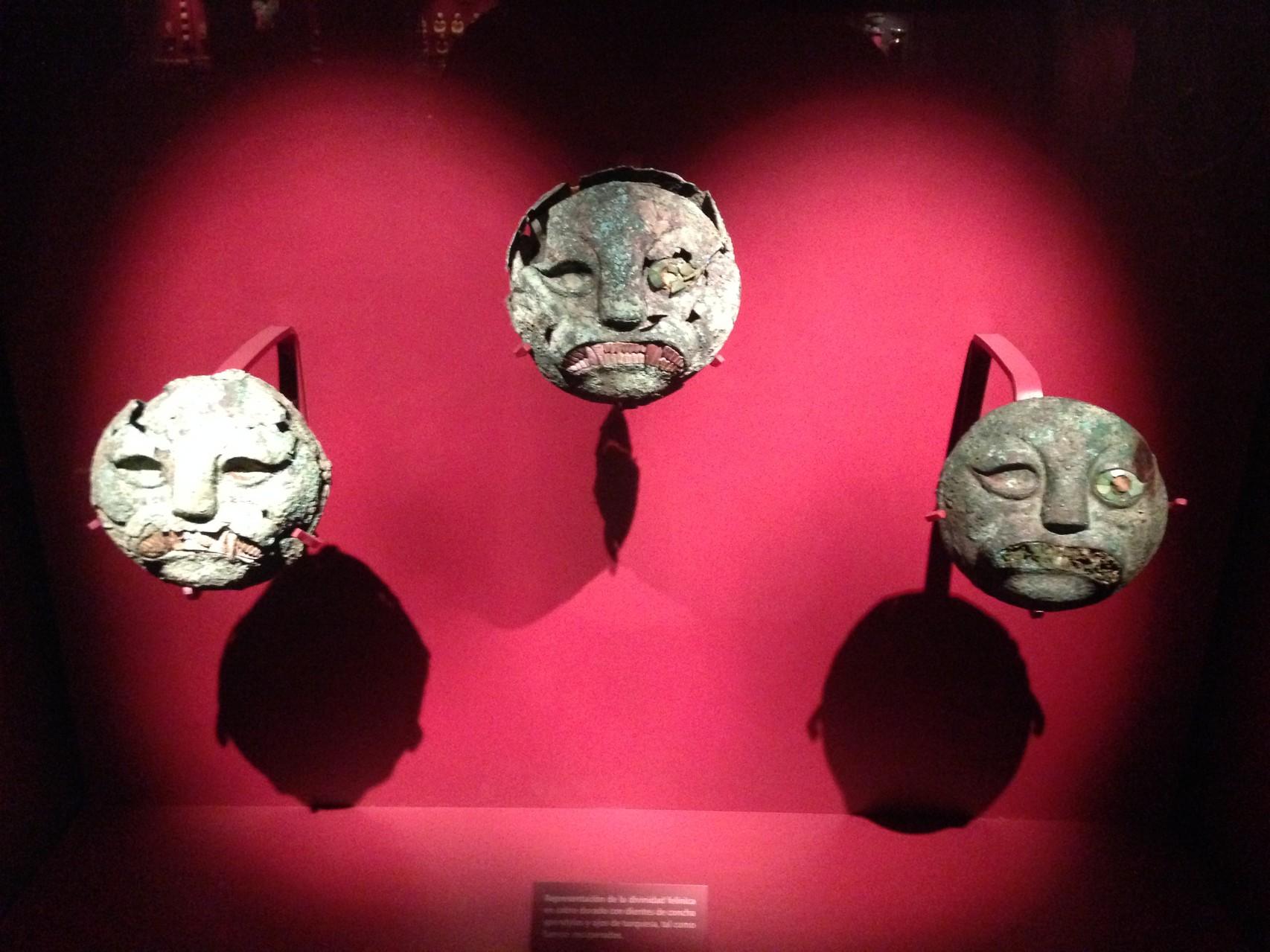 weitere Totenmasken
