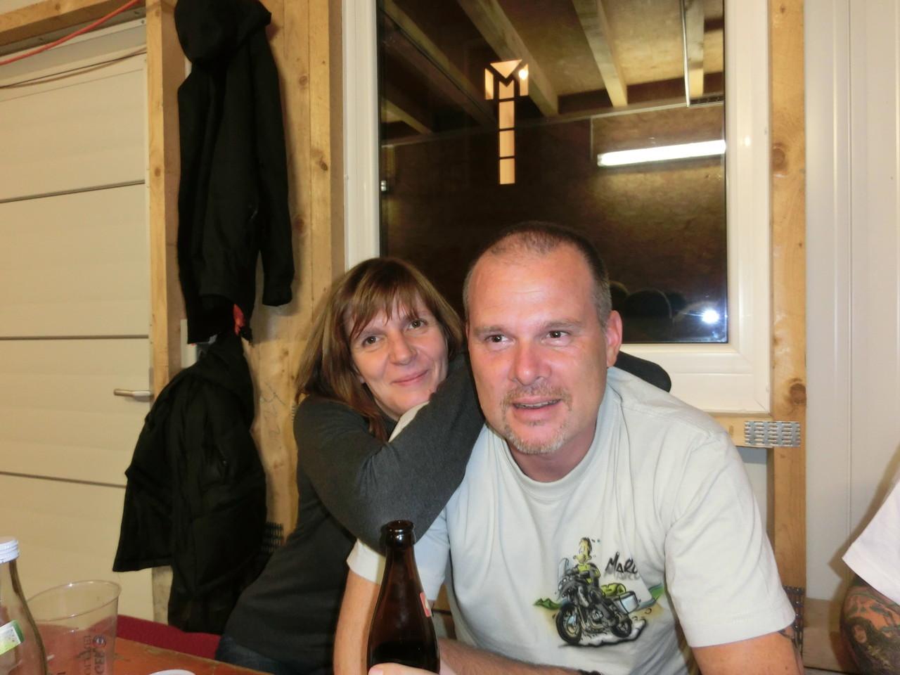 Marc mit Tanja