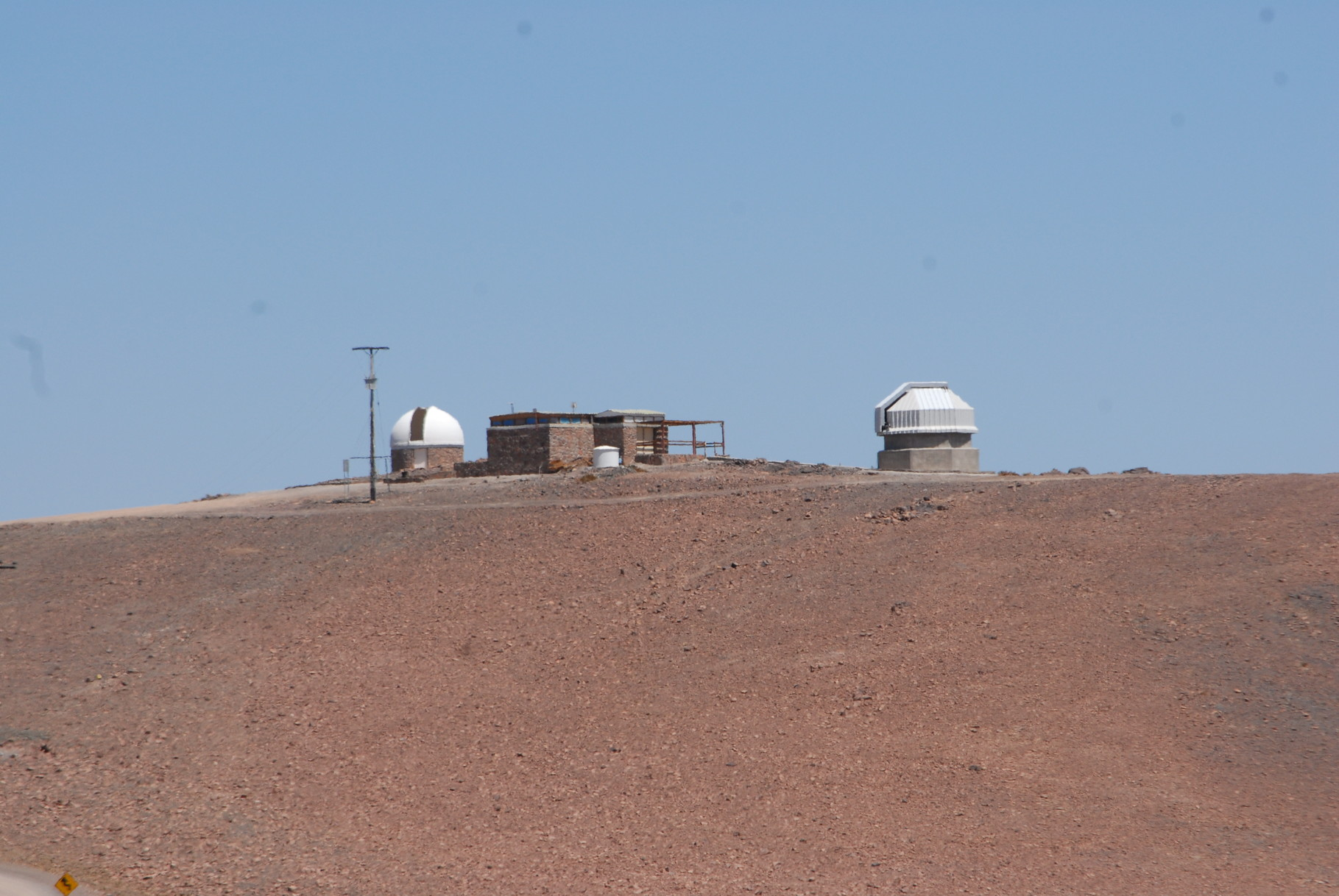 Ein kleines Observatorium
