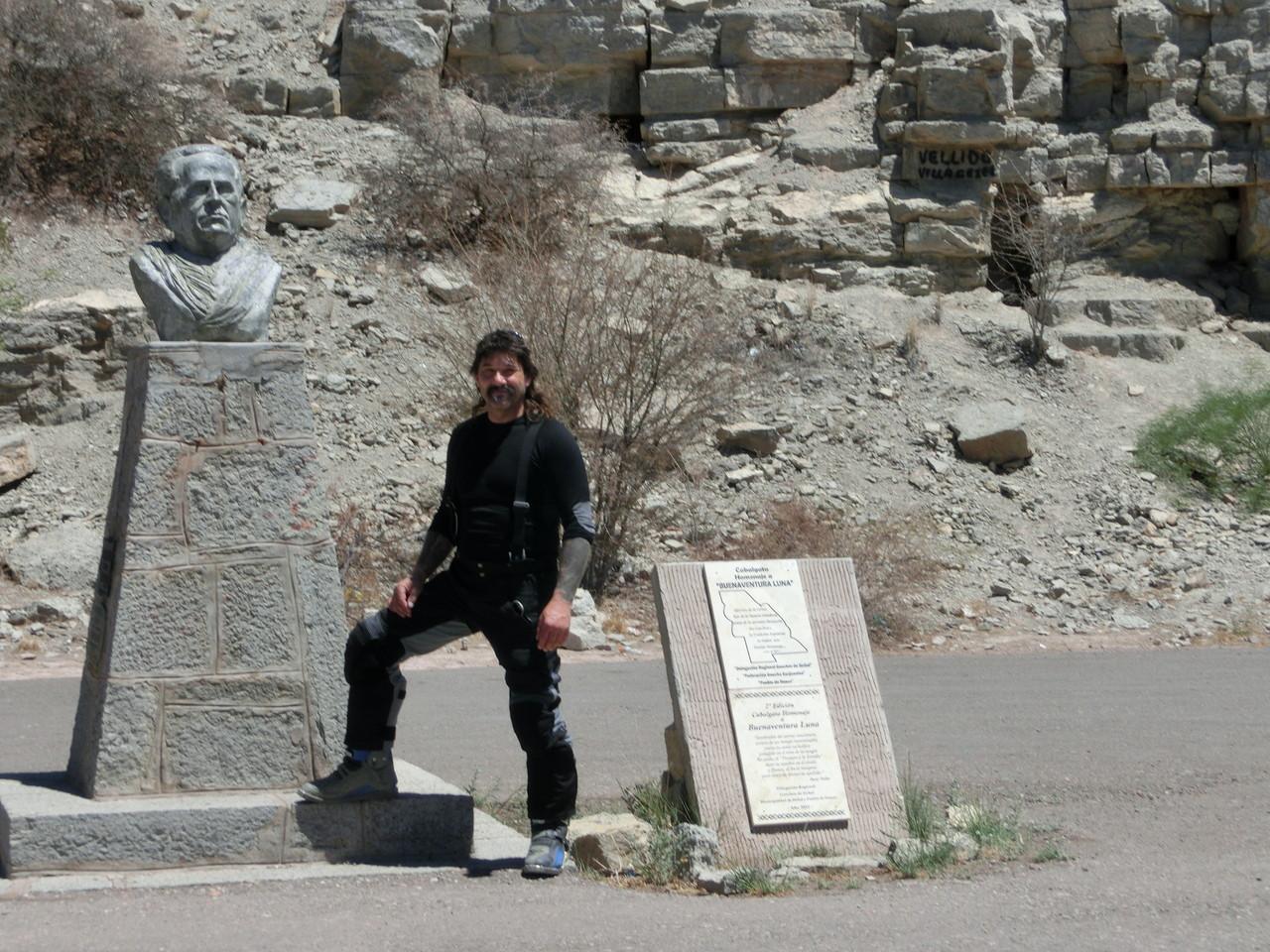 Fridl als Monument