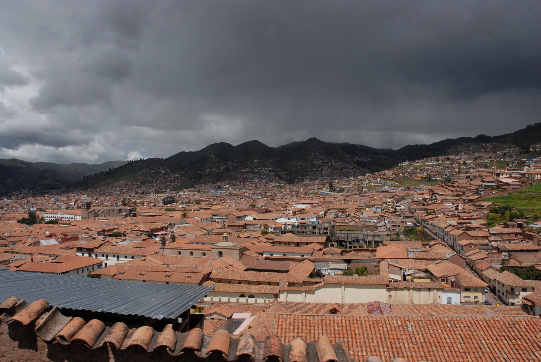 Cusco von einem ...