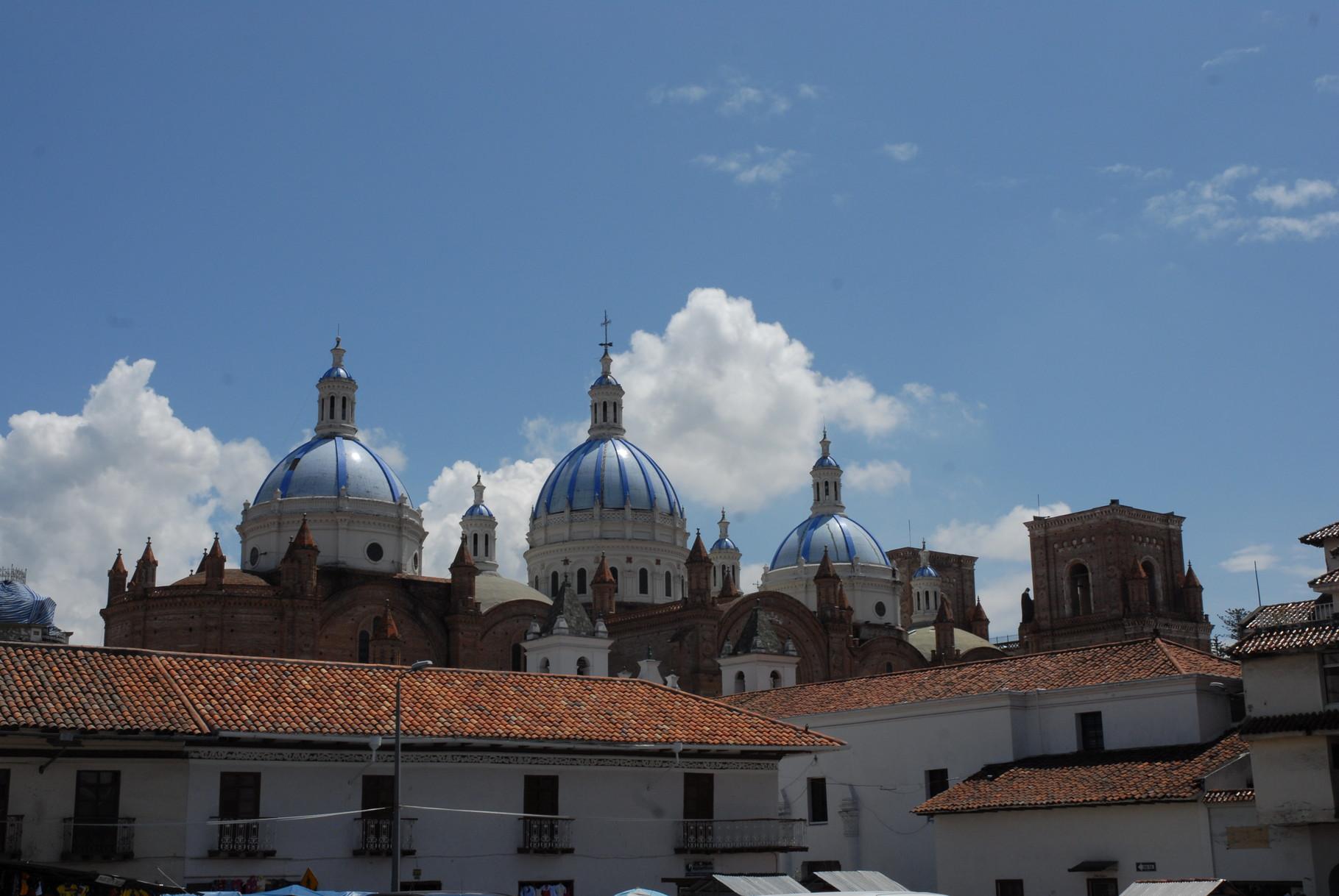 Die neue Kathedrale von Cuenca