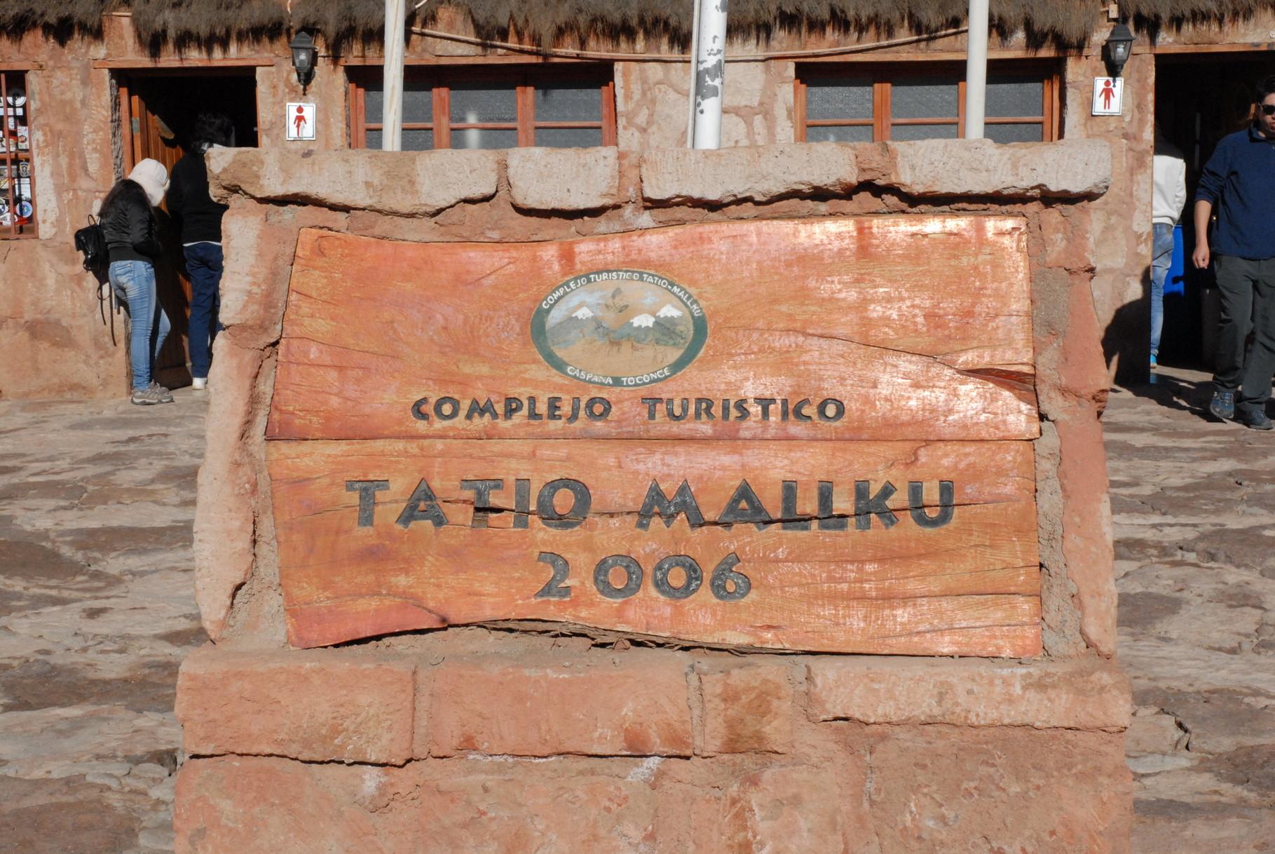 Die Geysire von El Tatio
