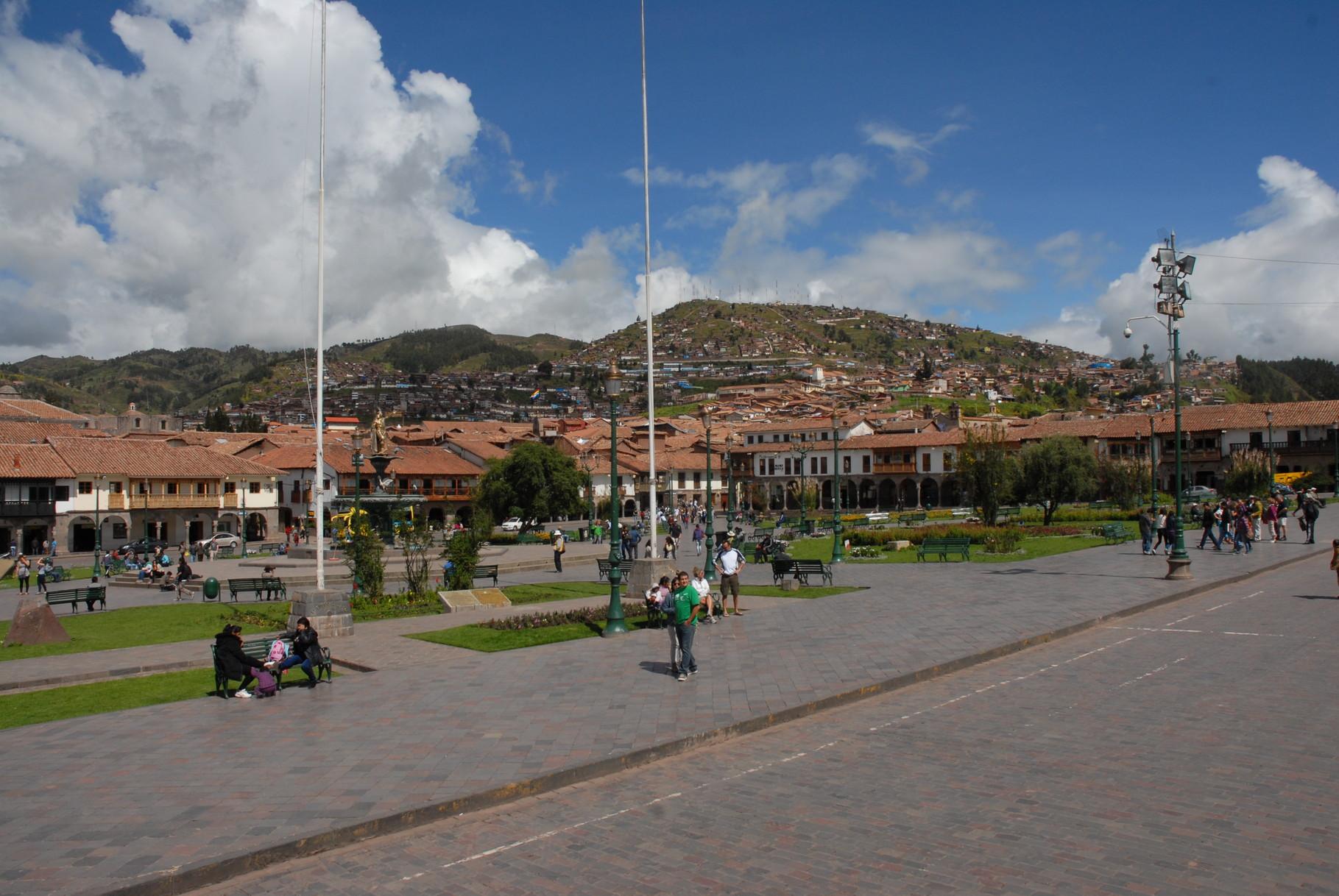 Die Plaza de Armas