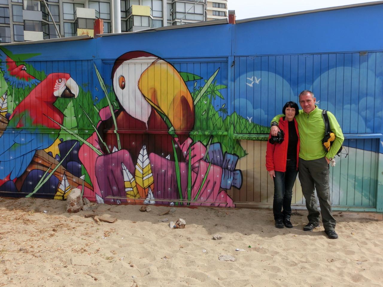 Kunst am Strandhaus