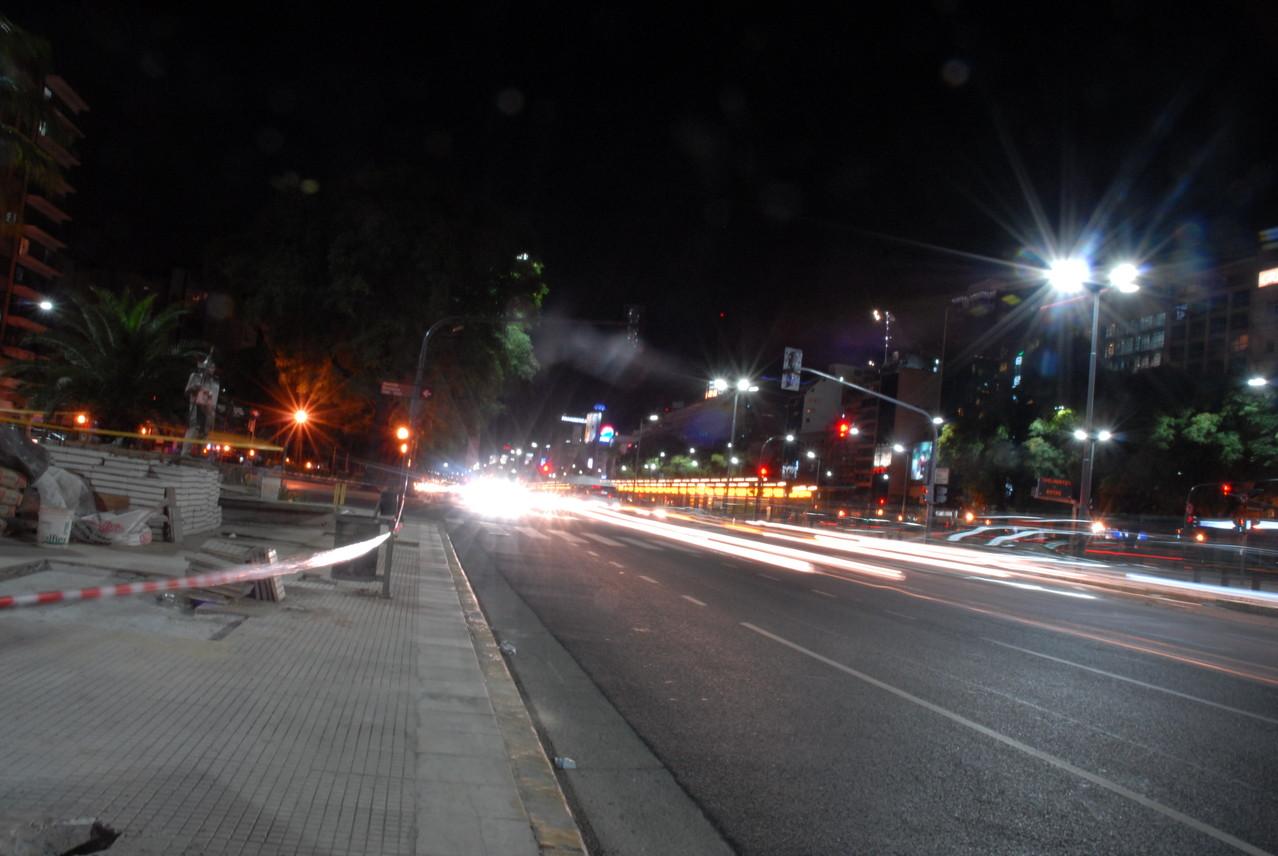 Die Avenida ...