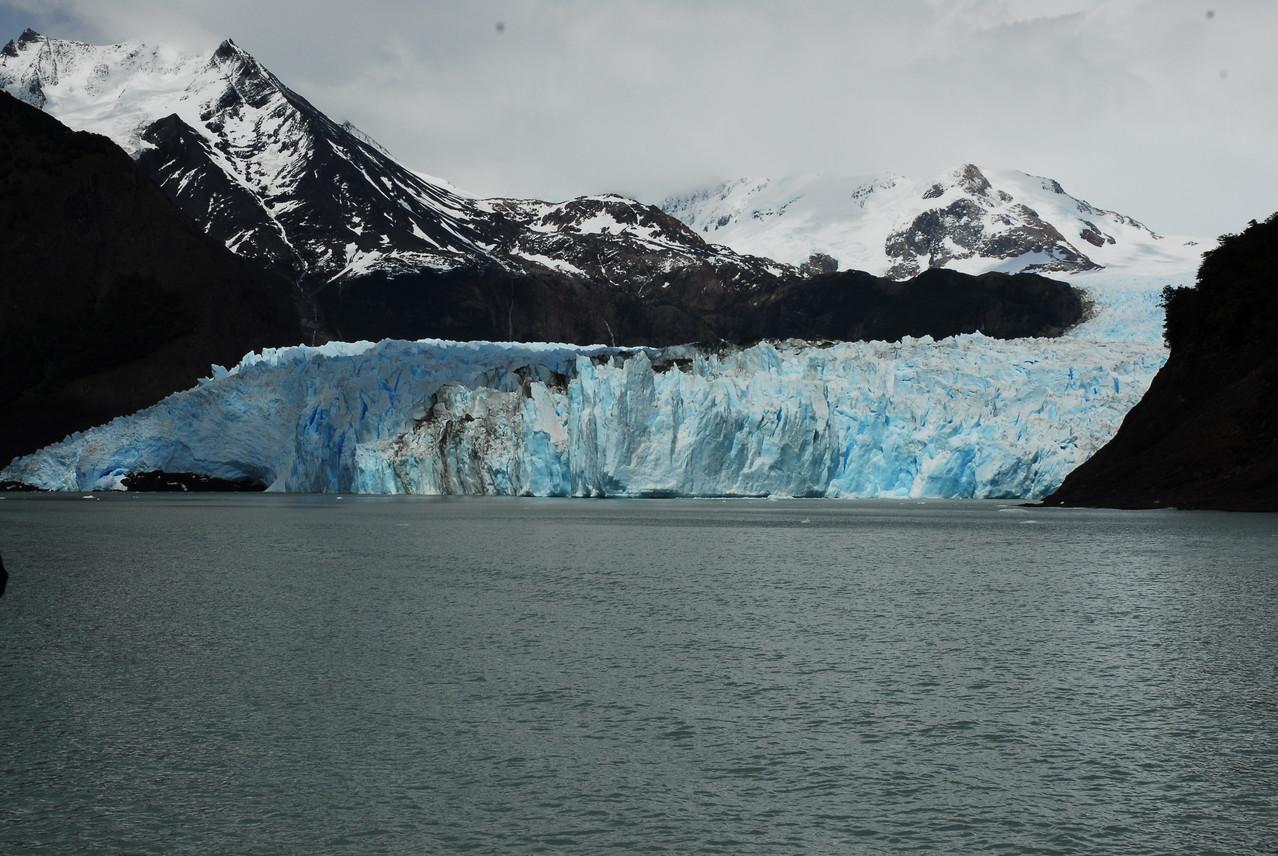 zum Glaciar Spegazzini