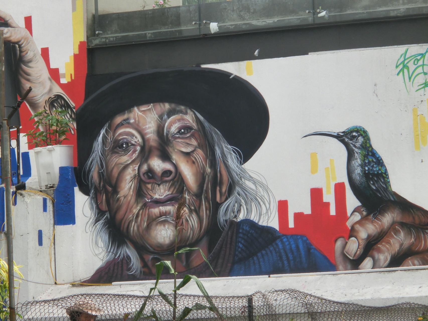 Tolle Graffitti