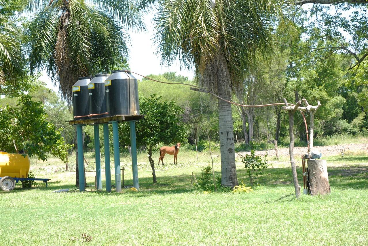 Wasserversorgung auf südamerikanisch