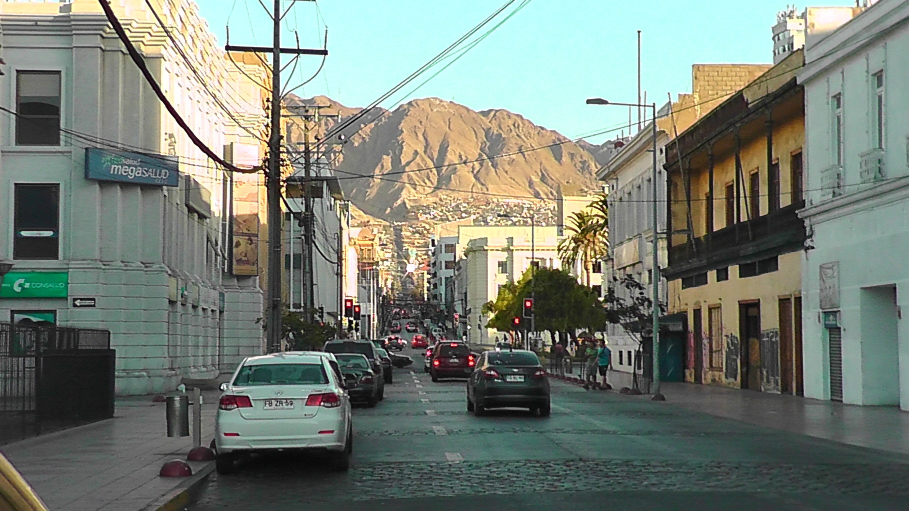 Ortsbild von Antofagasta