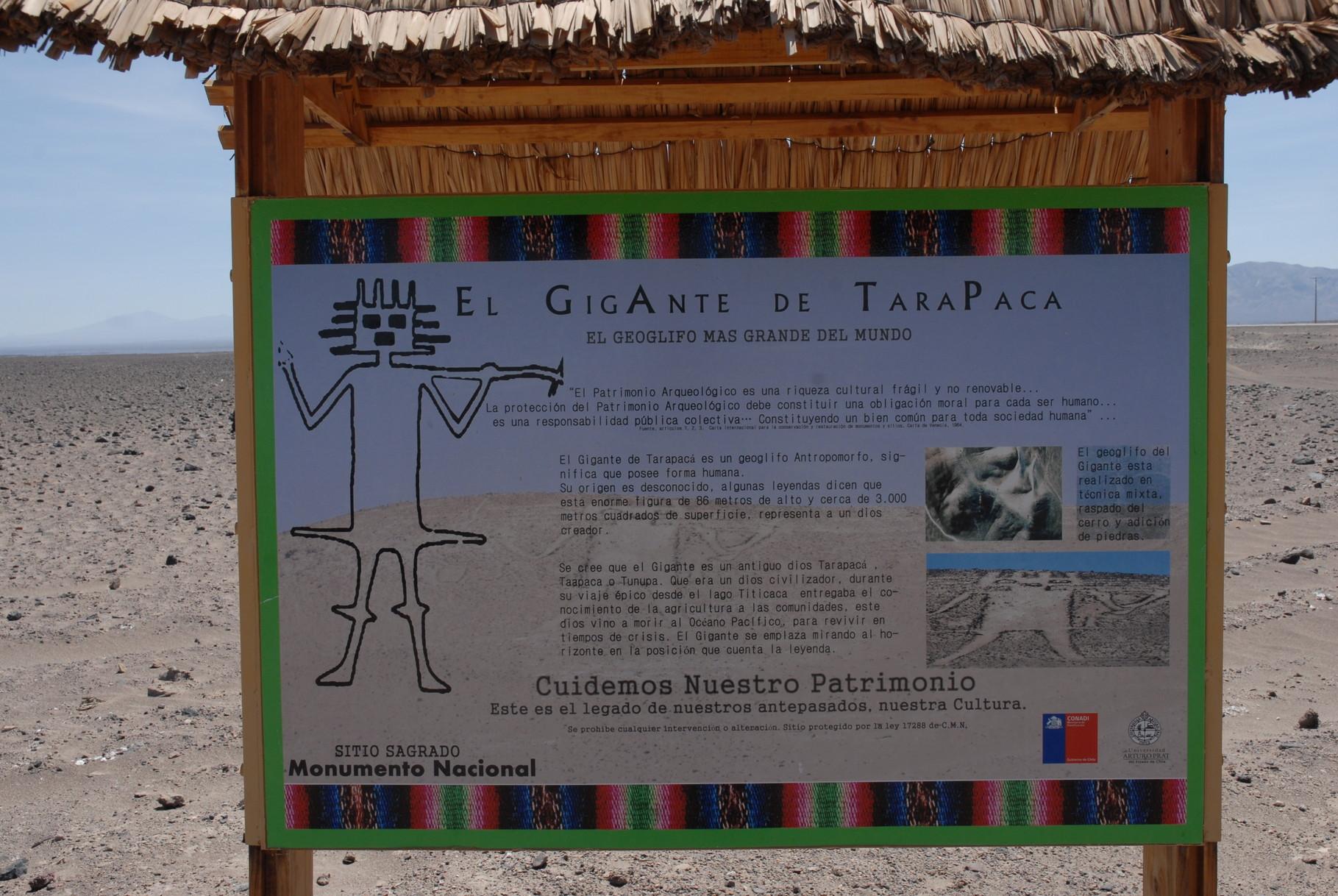 El Gigante de Atacama ...