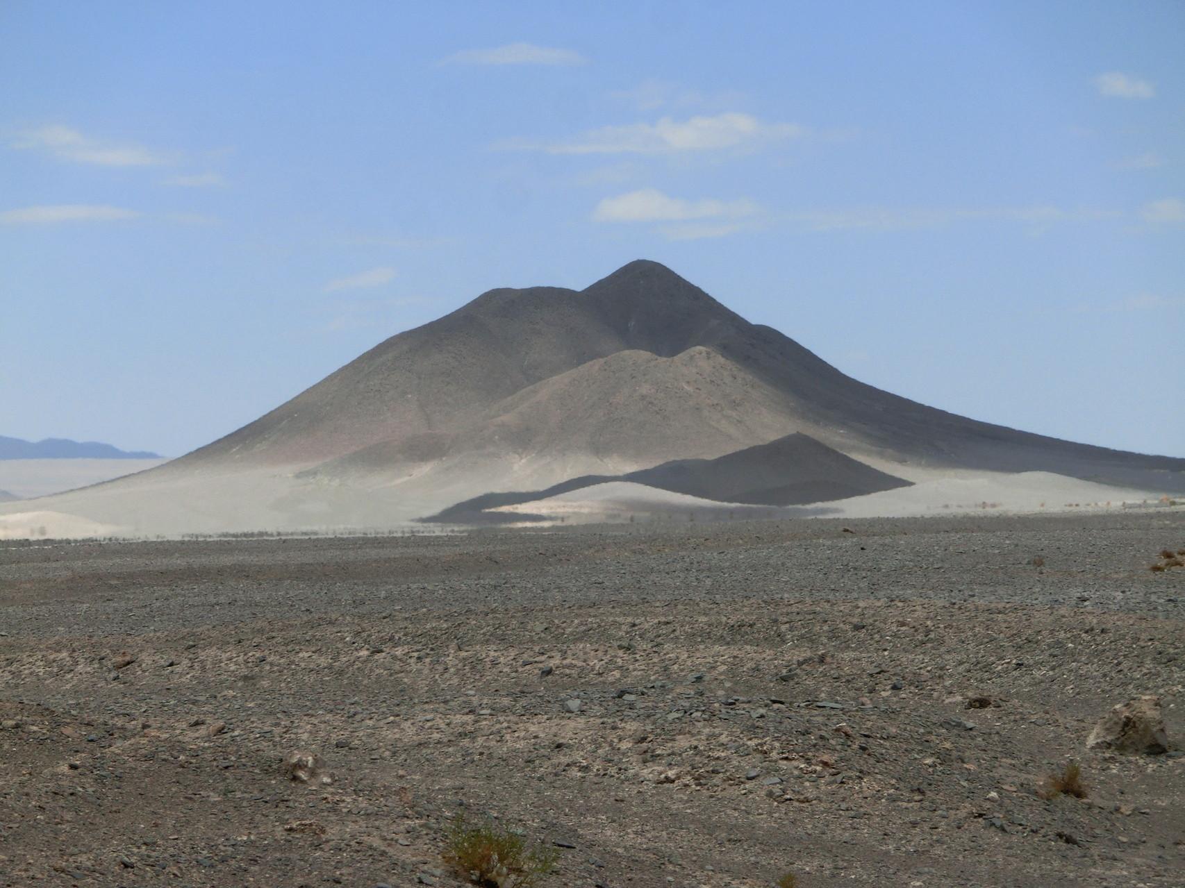 So langsam kommen wir in die schöne Wüste
