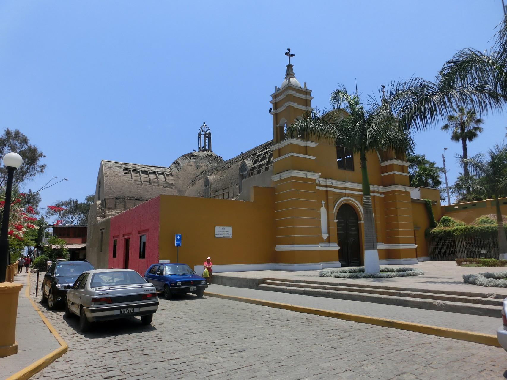 Die Kirche von Barranco