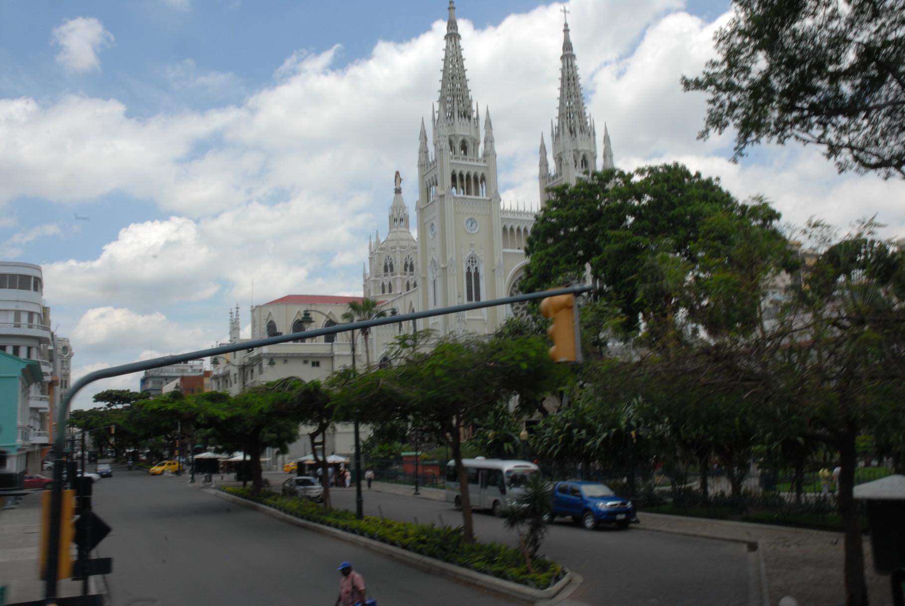 Nochmals die Kathedrale