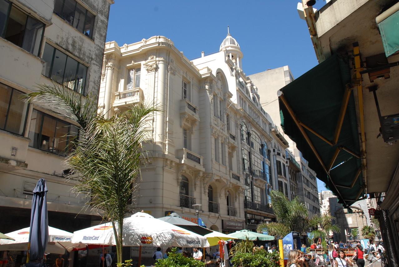Toll restaurierte Bauten