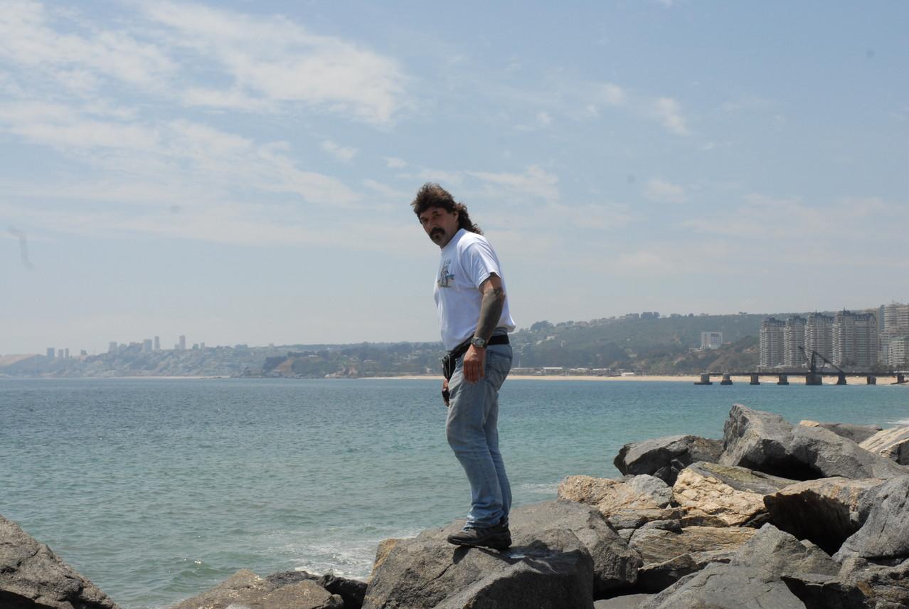 Der alte Mann und das Meer ... :-))