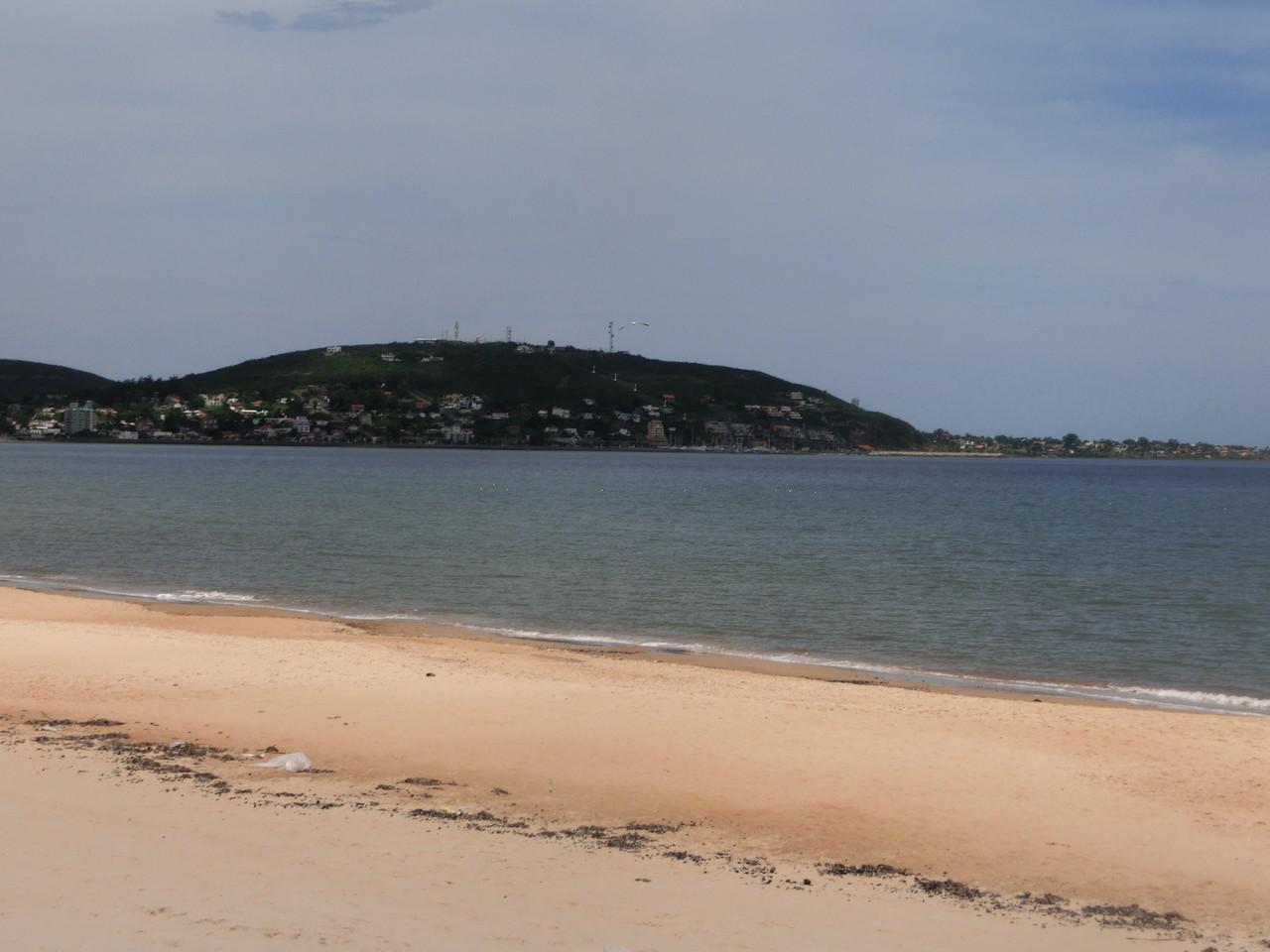 Am Beach von Piriapolis